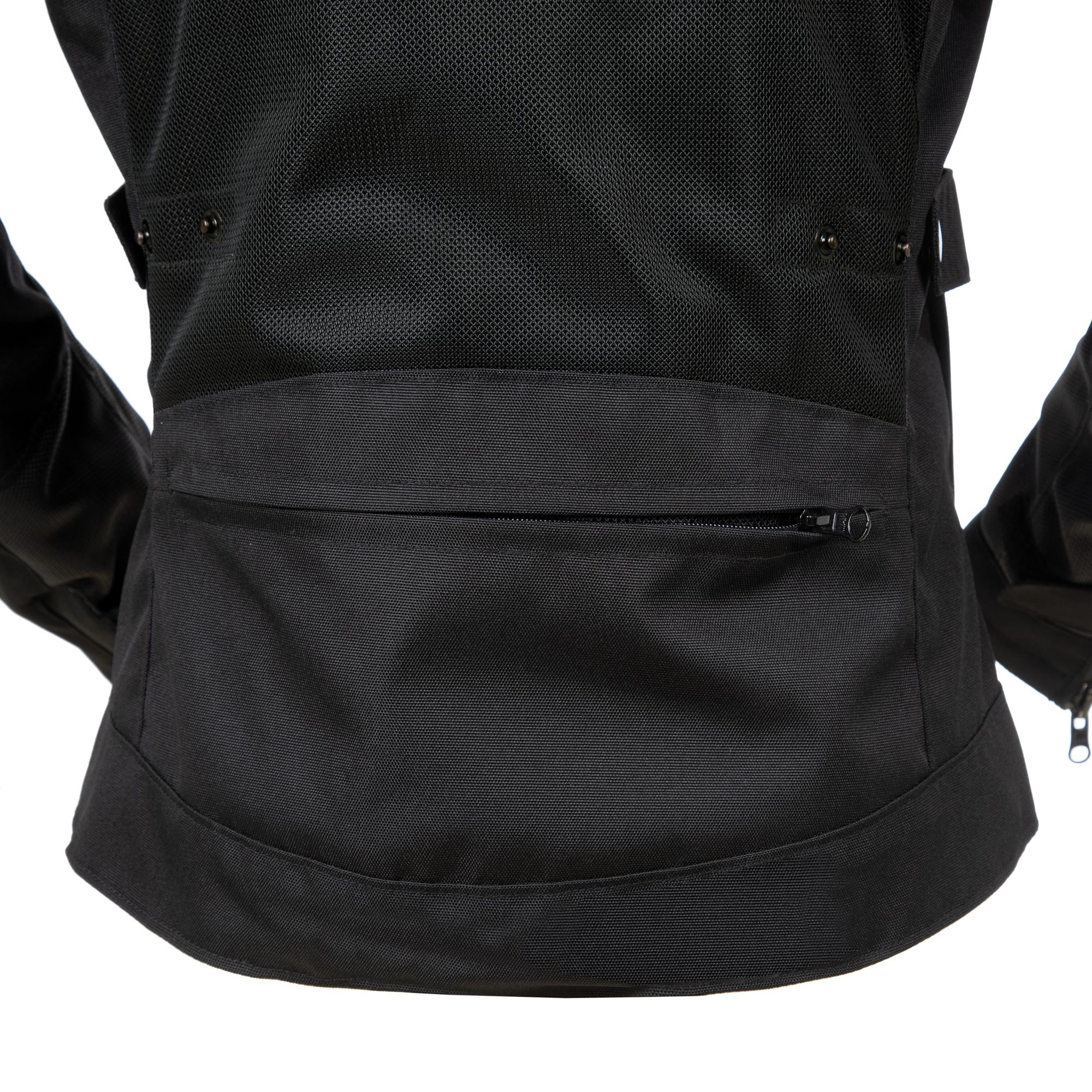 Jacket Network Lady 2g Black