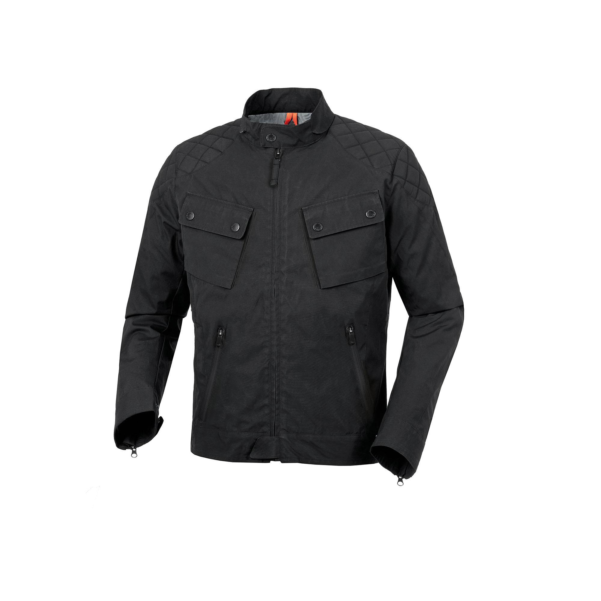 Jacket Pol 2g Black