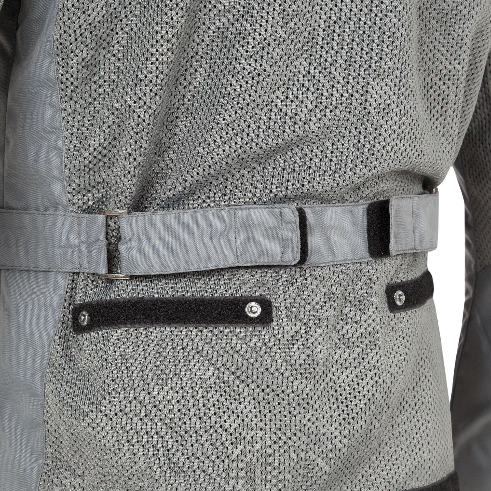 Field Jacket Multitask Grey
