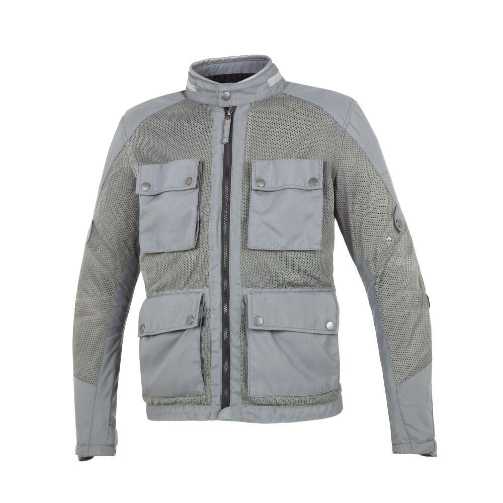 tucano urbano jackets and gilets grey