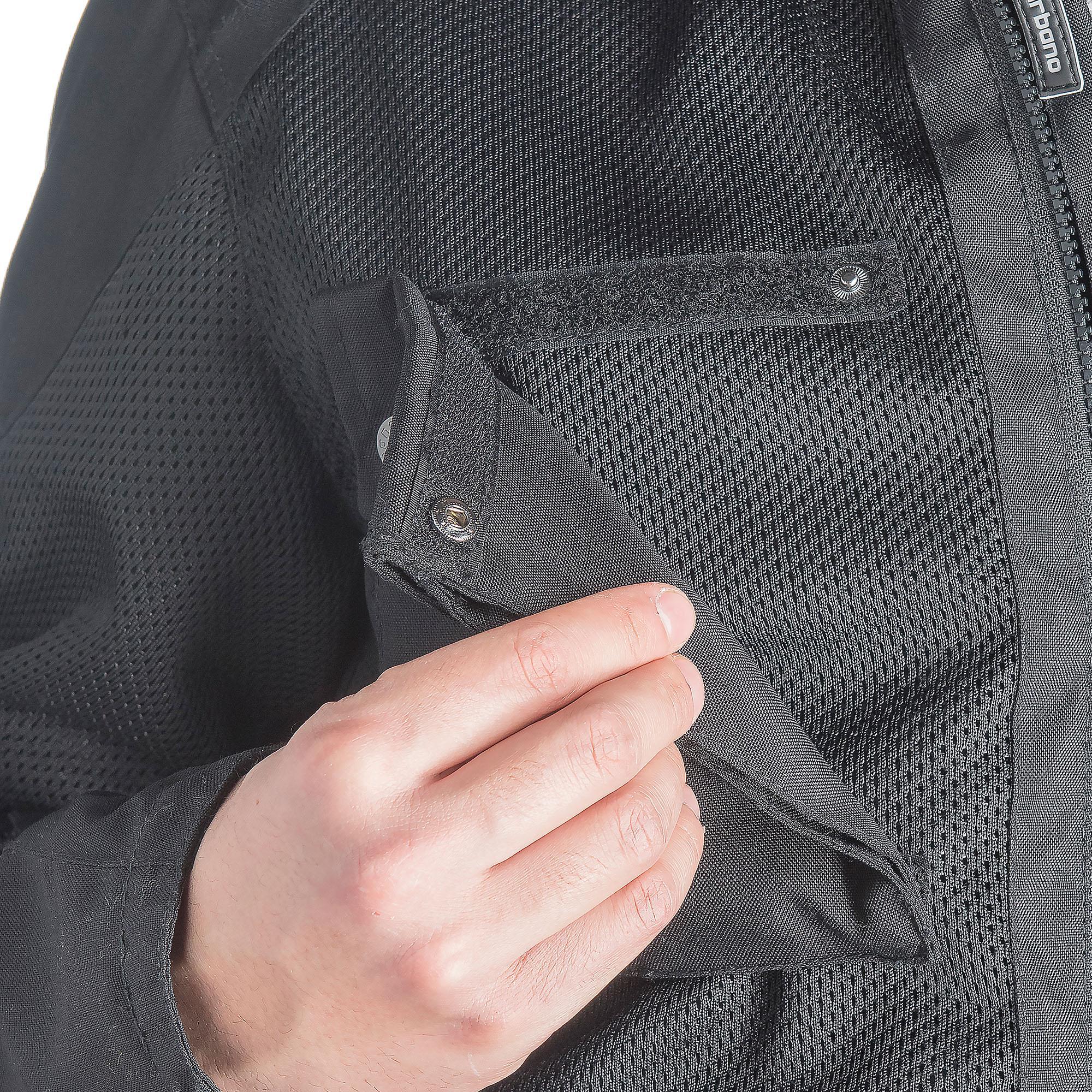 Field Jacket Multitask Black