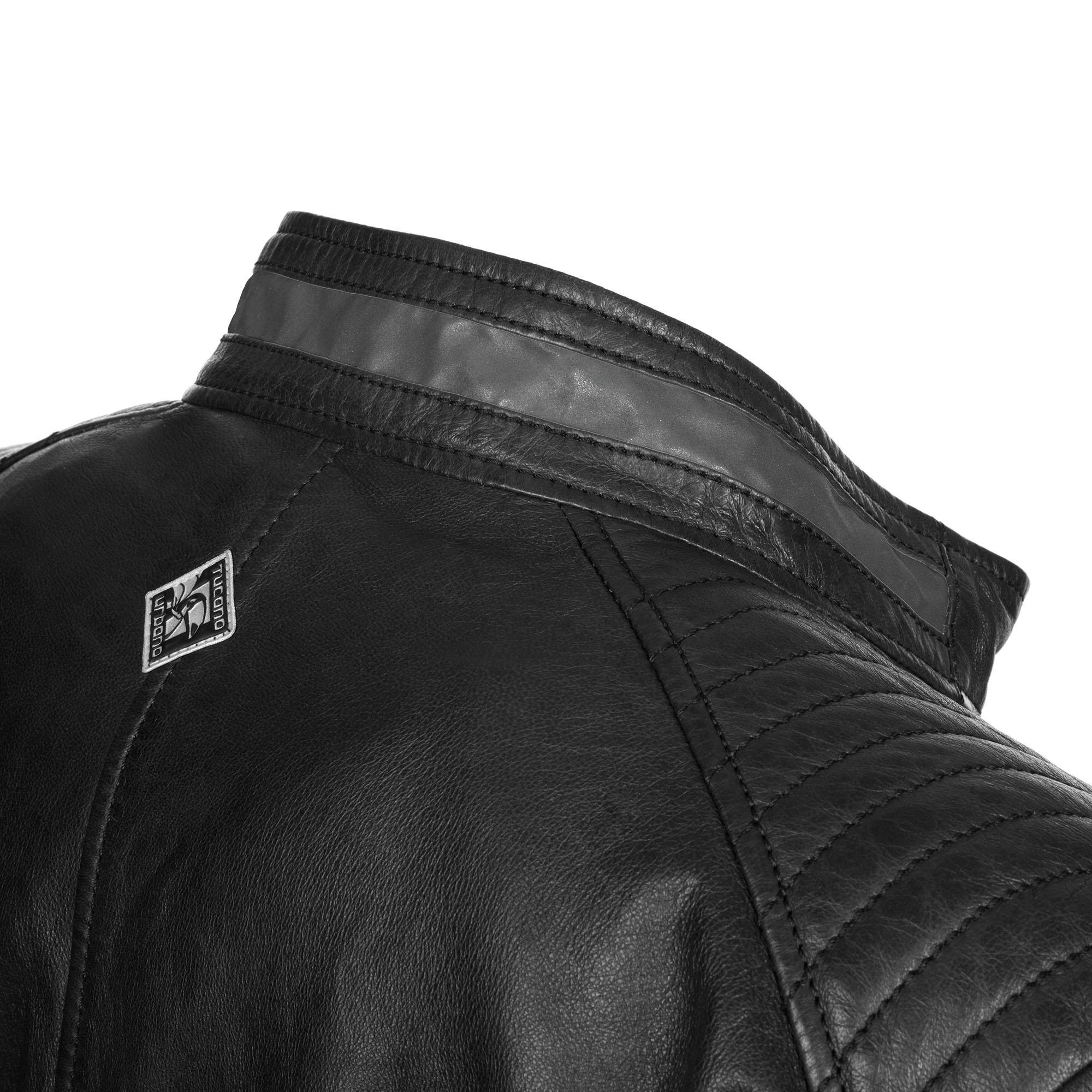 Jacket Pel Black