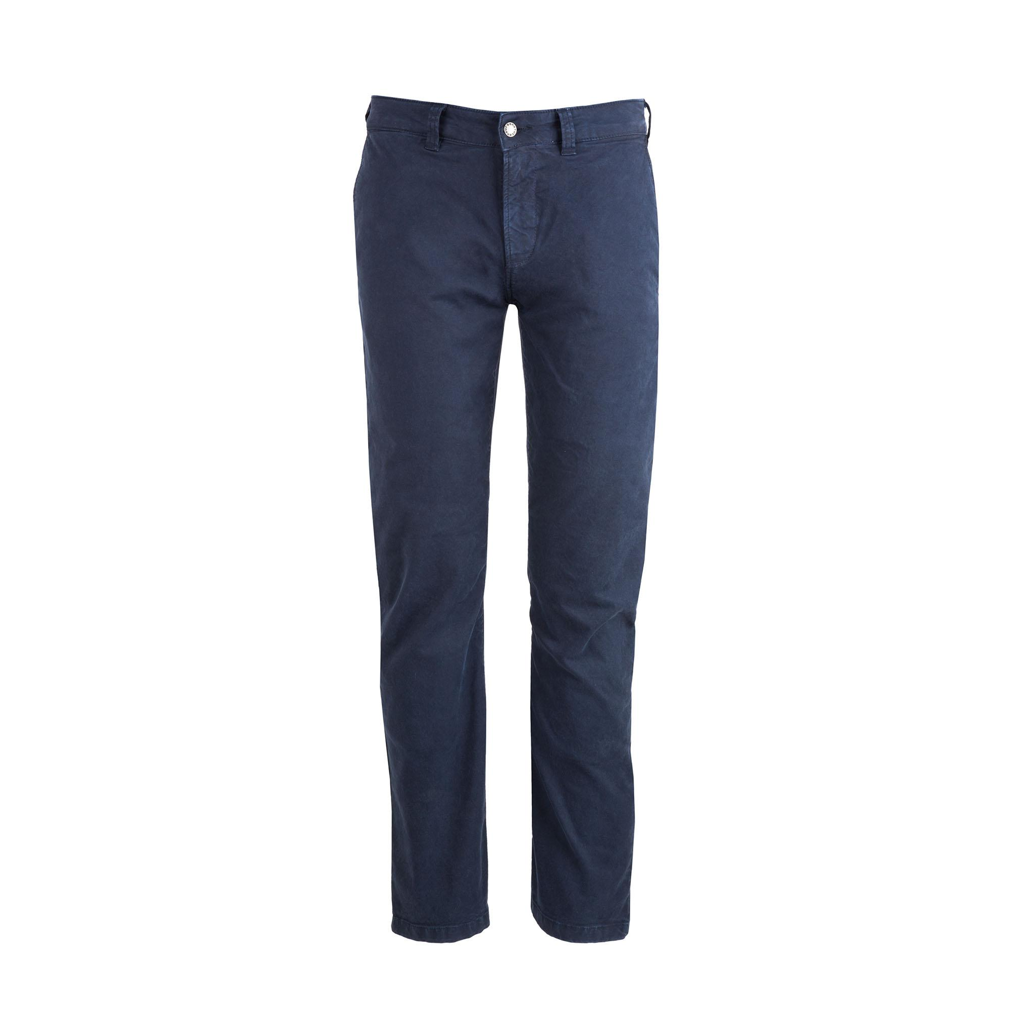 Pantaloni Leonchino Gag Blu