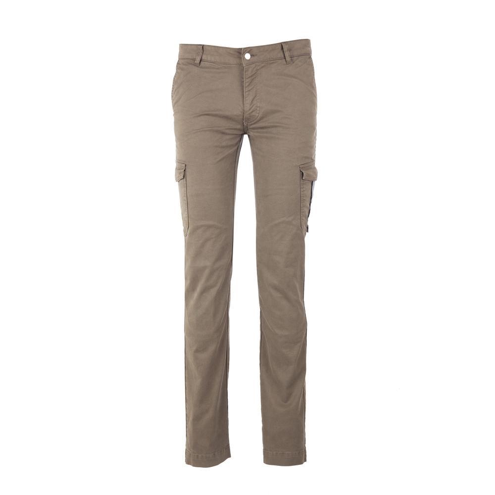 tucano urbano trousers dark beige