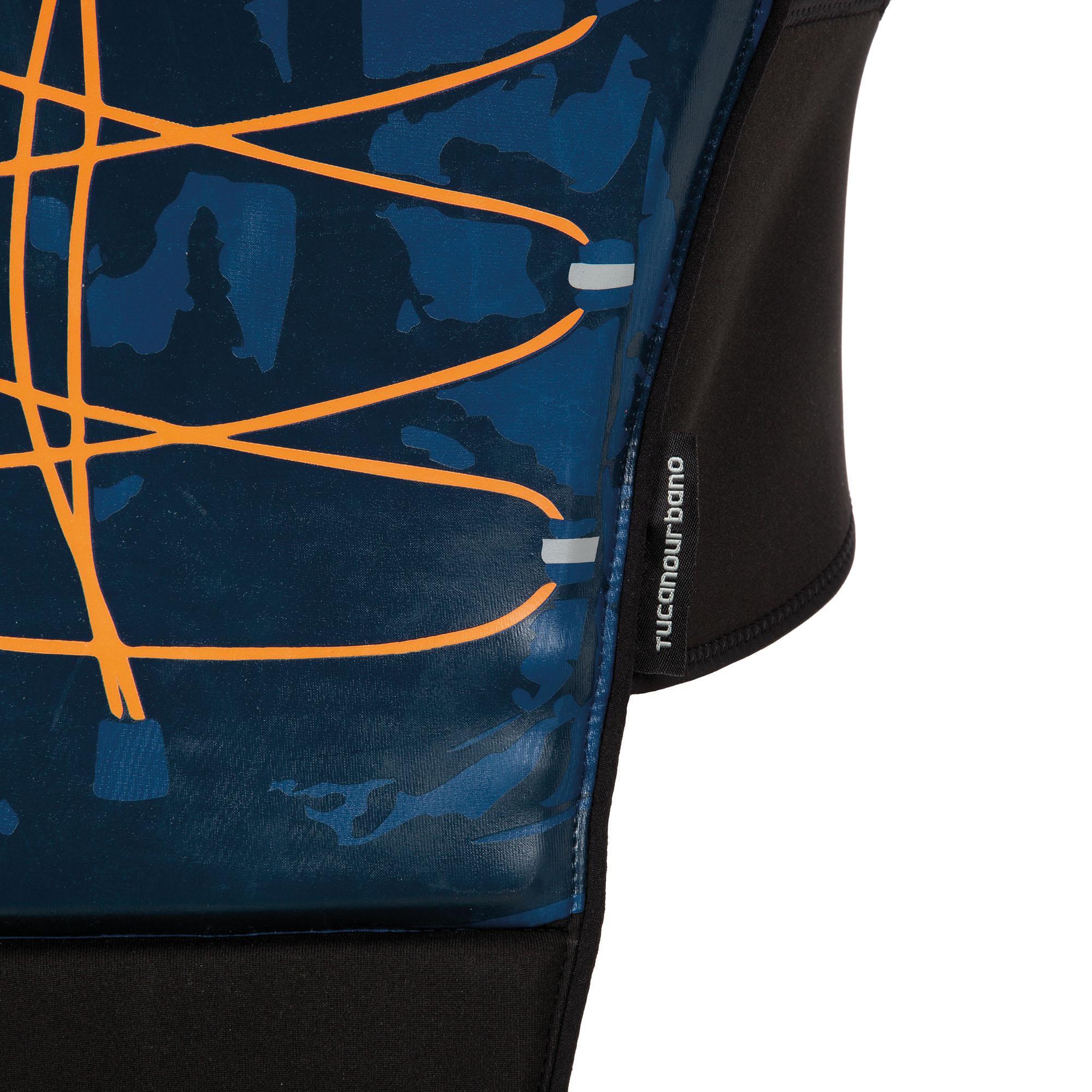 Protezione Schiena Para Back Blu
