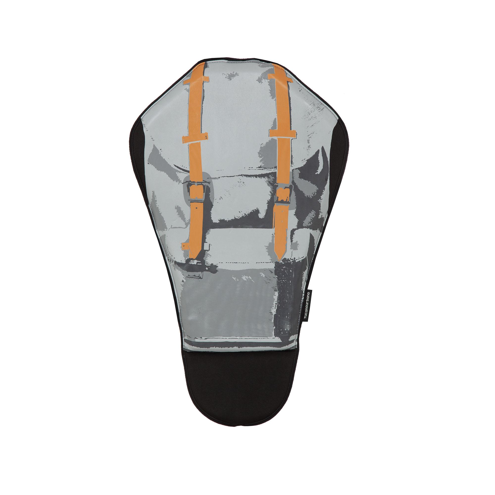 Back Armour Para Back Grey