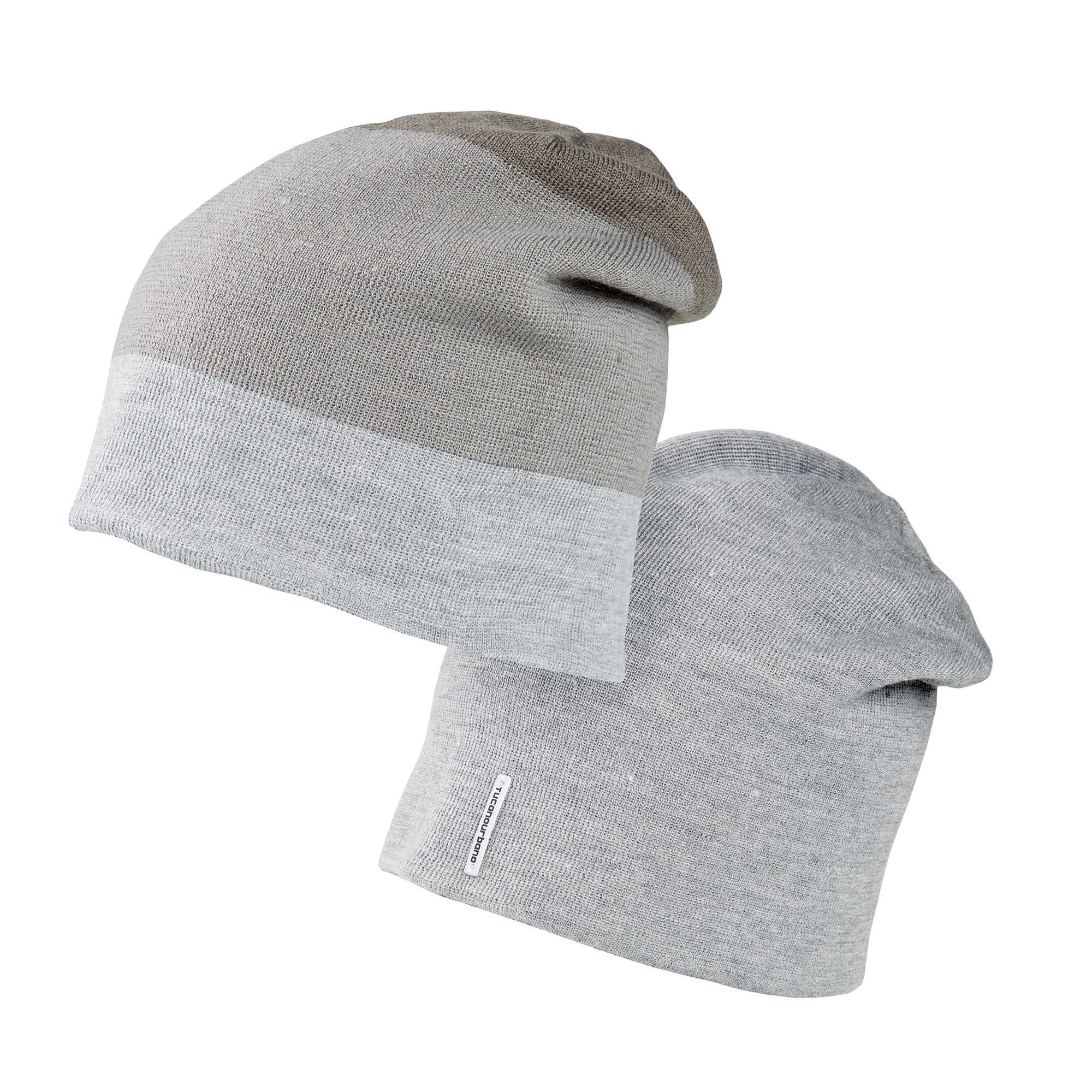 Cappello Switch Grigio Blocks