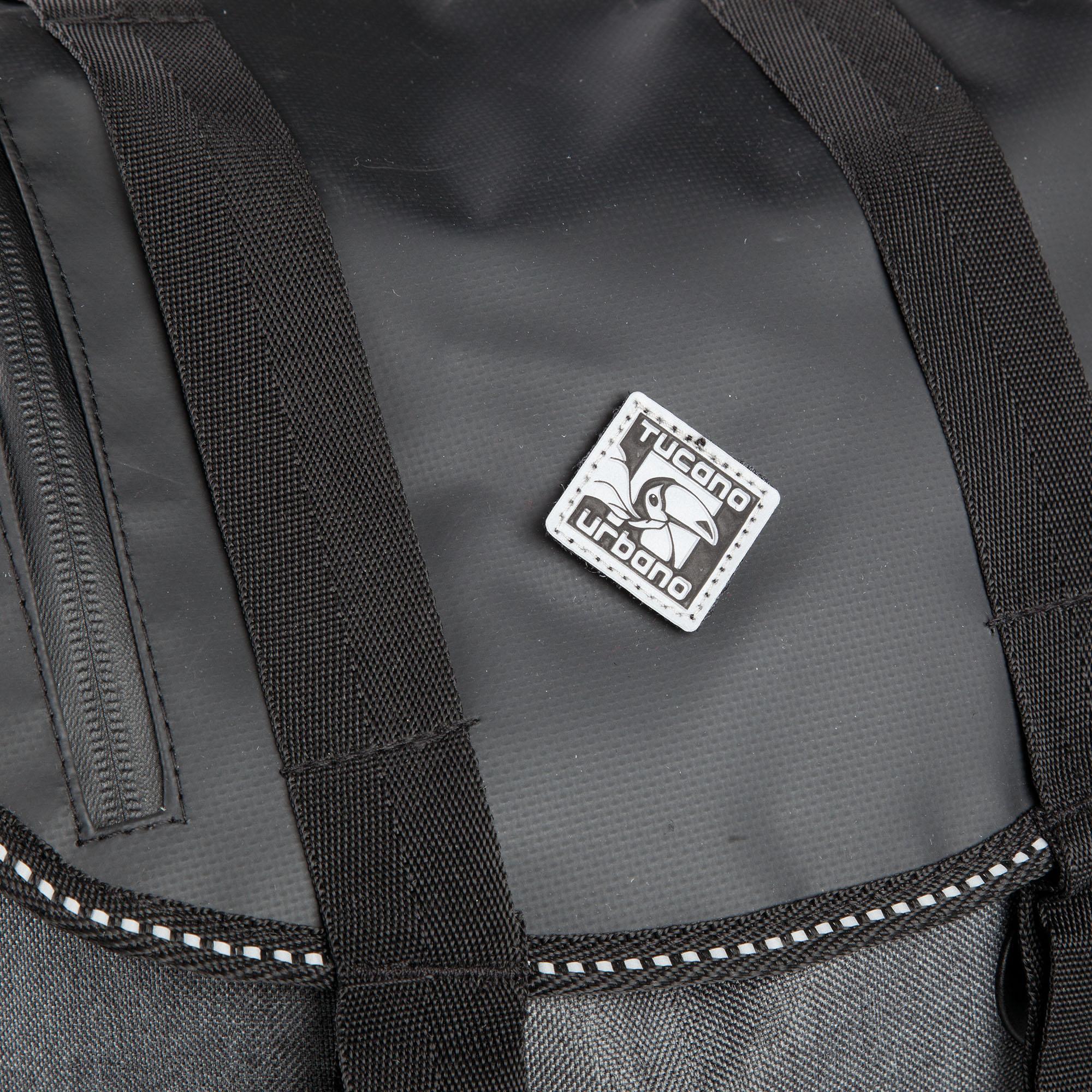 Backpack  Beak Pack  Grey