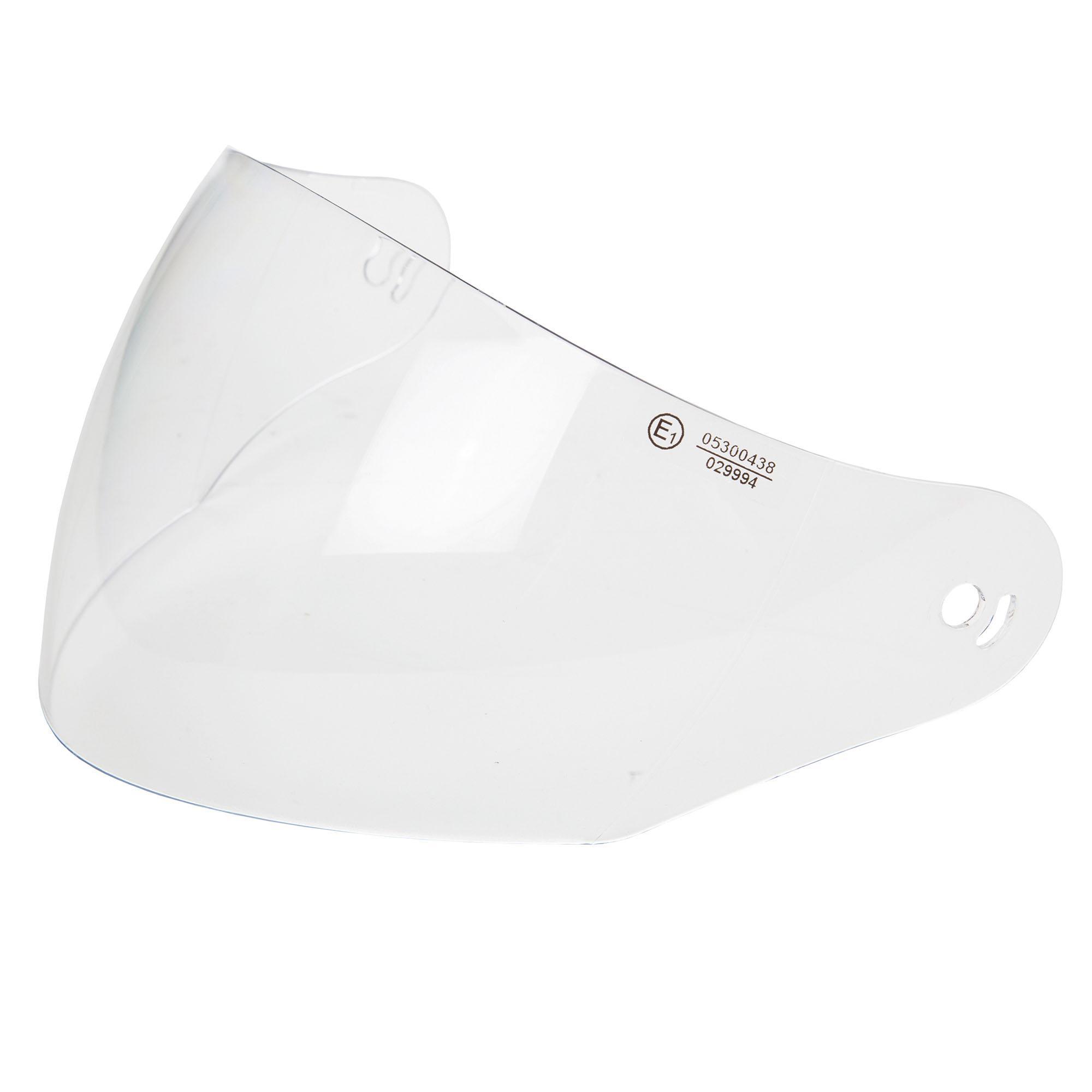 Longtransparentvisor El'mettin Helmet/el'jettin Helmet Transparent