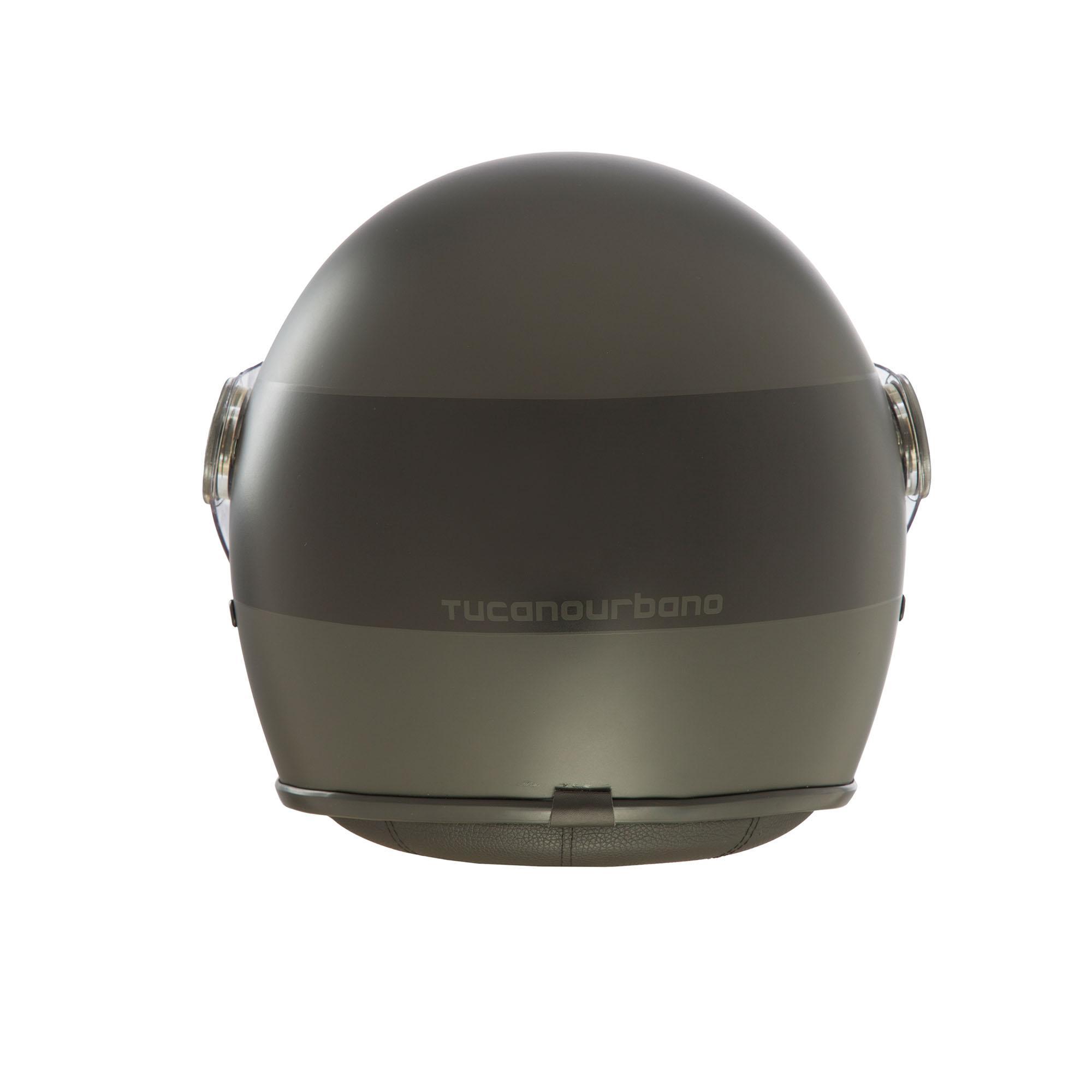Jet Helmet El'jet Matte Dark Grey