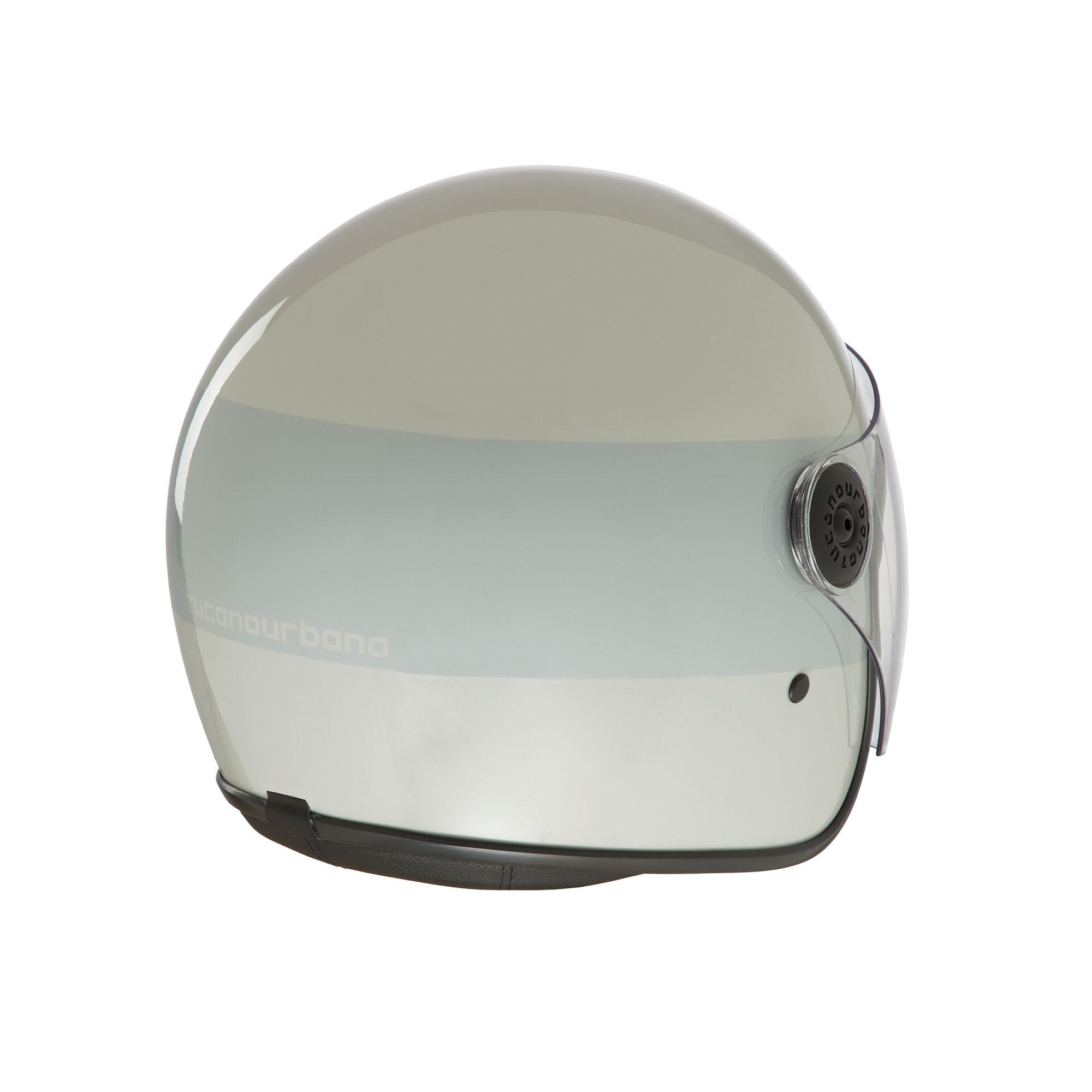 Jet Helmet El'jet Glossy Ice White