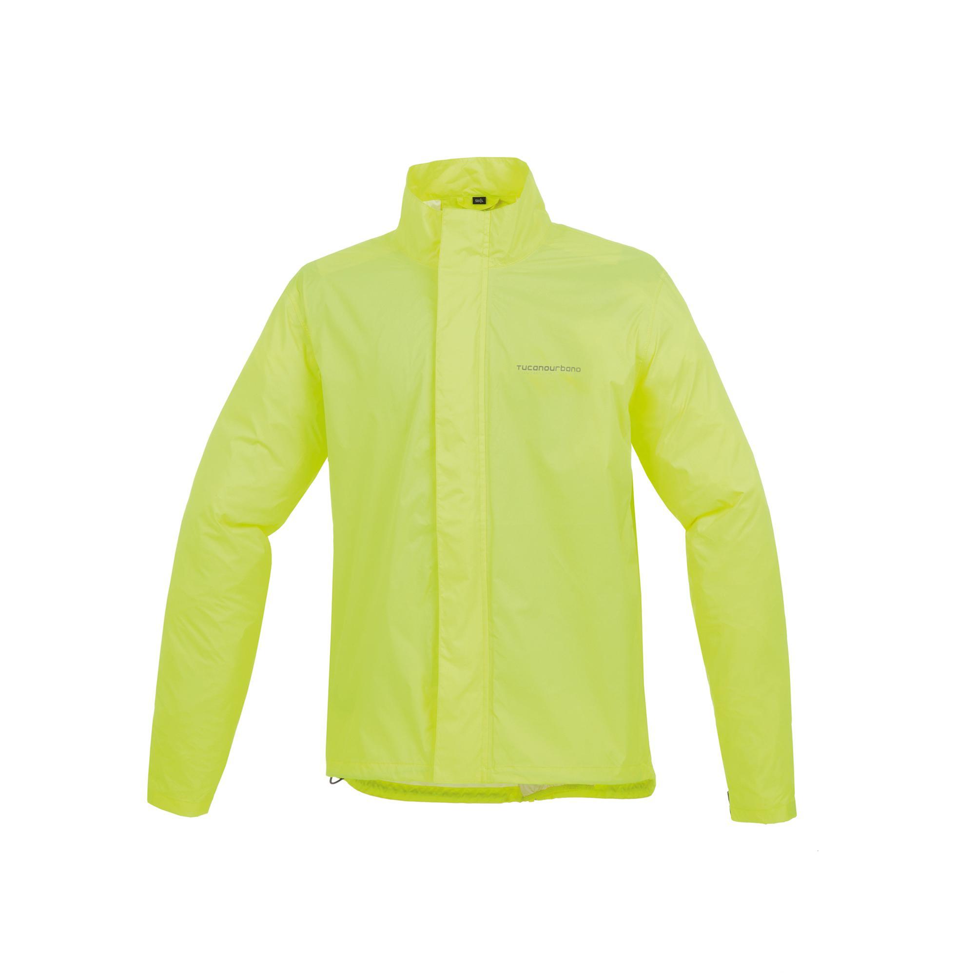 Jacket Nano Rain Zeta Fluorescent–Yellow