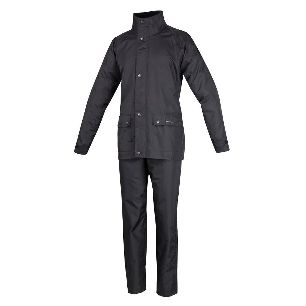 tucano urbano set giacca e pantaloni nero