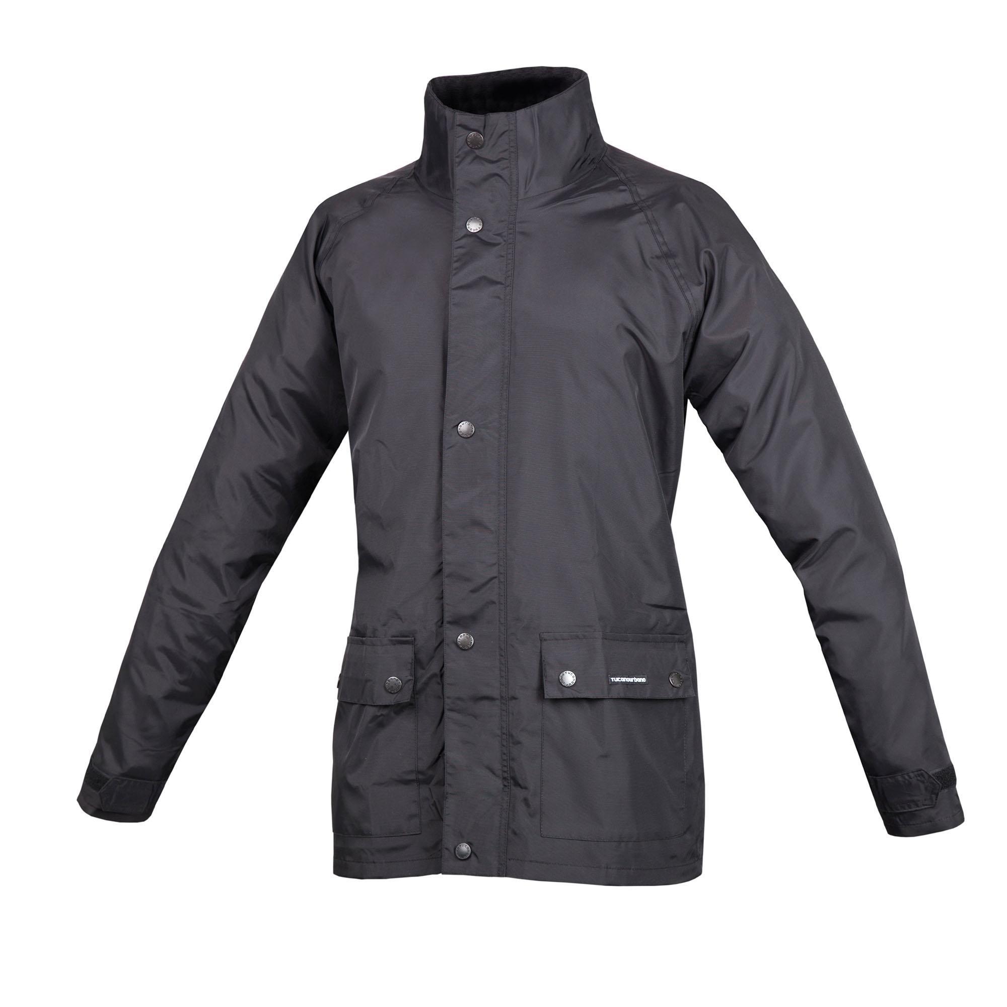 Diluvio Plus Jacket Black