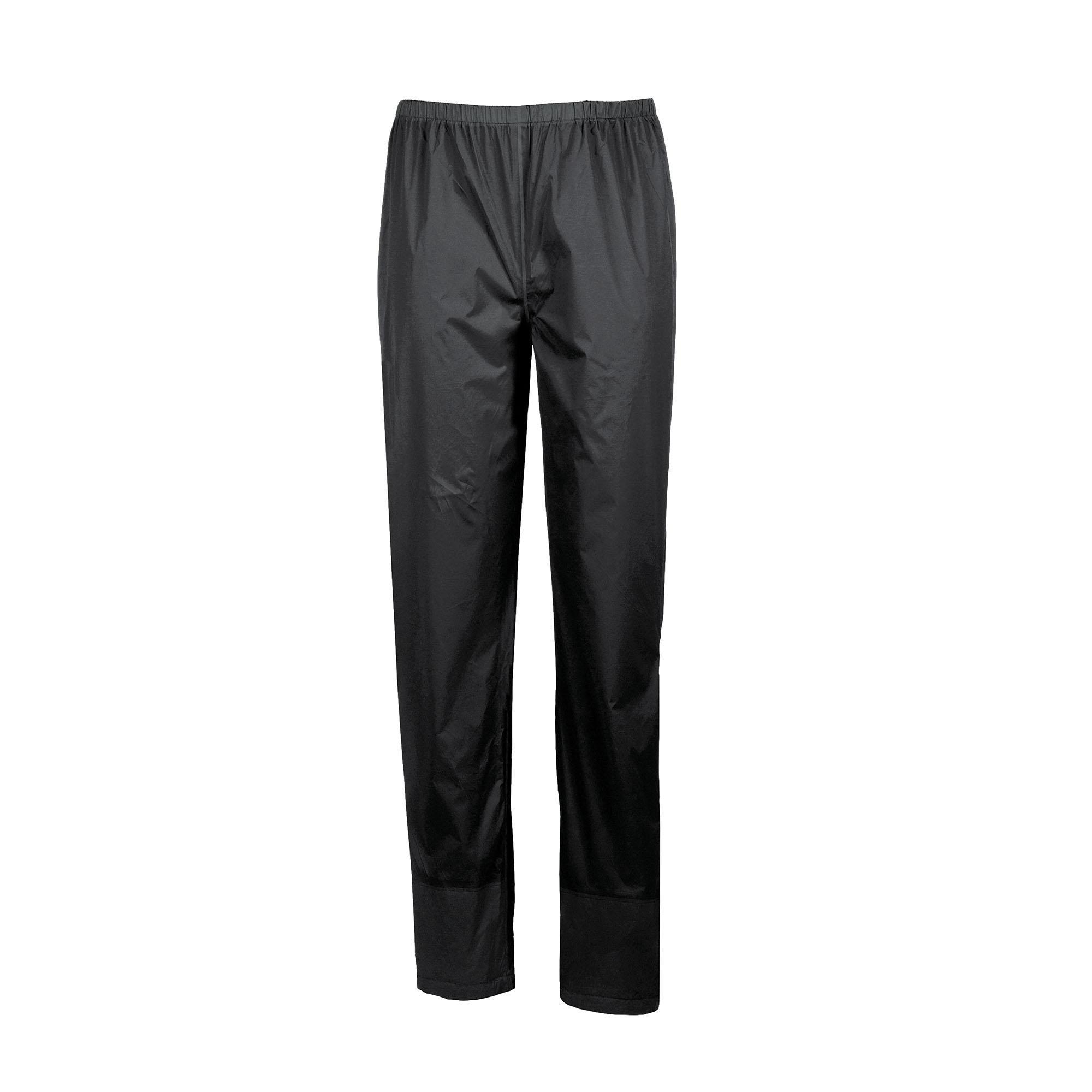 Pantalone Antipioggia Panta Nano Rain Zeta Nero