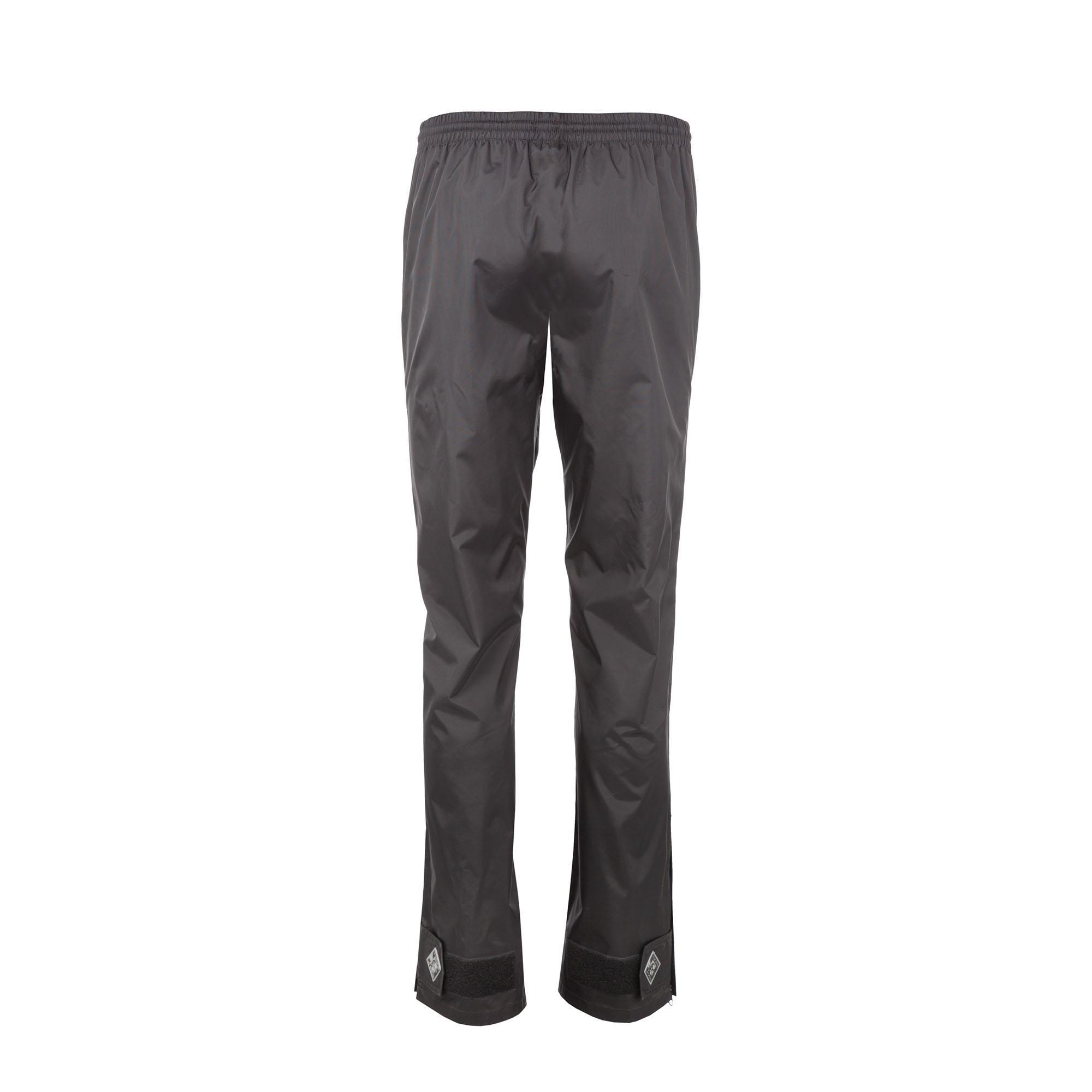 Diluvio Light Plus Trousers Black
