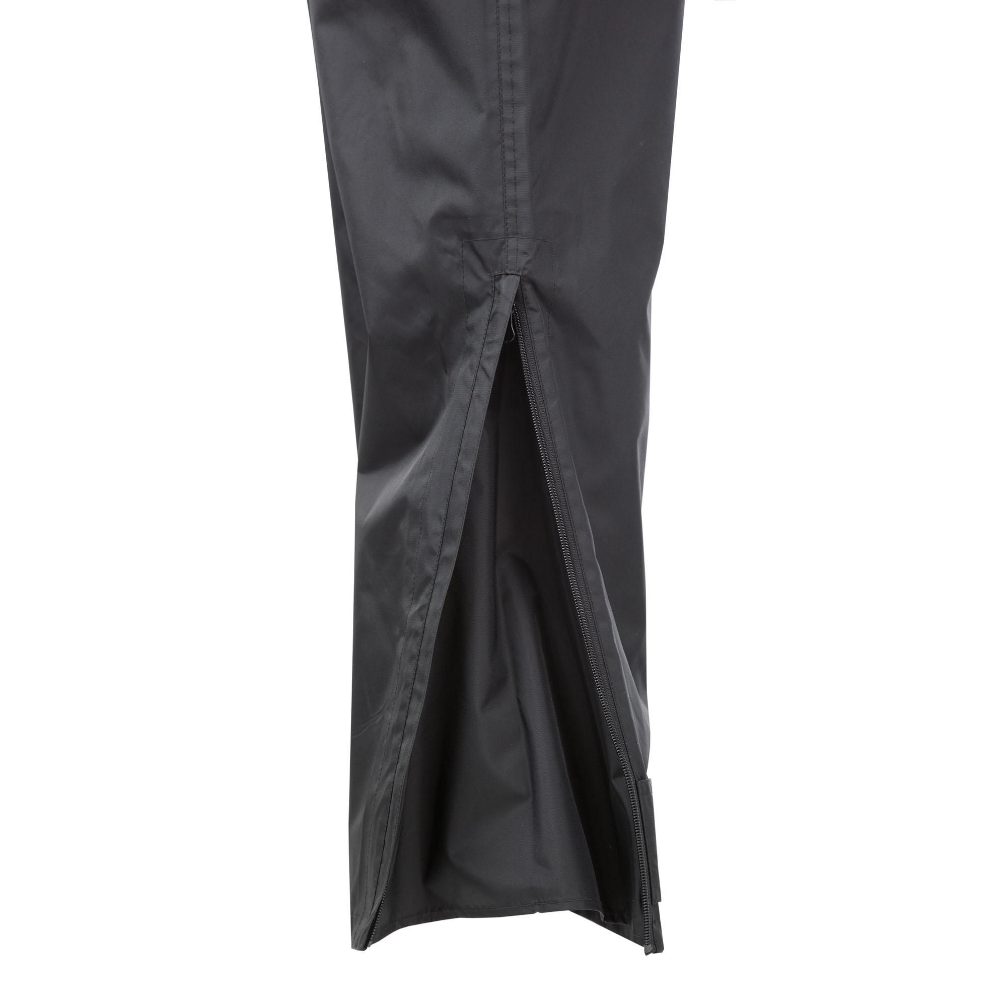Pantaloni Panta Diluvio Light Plus Nero