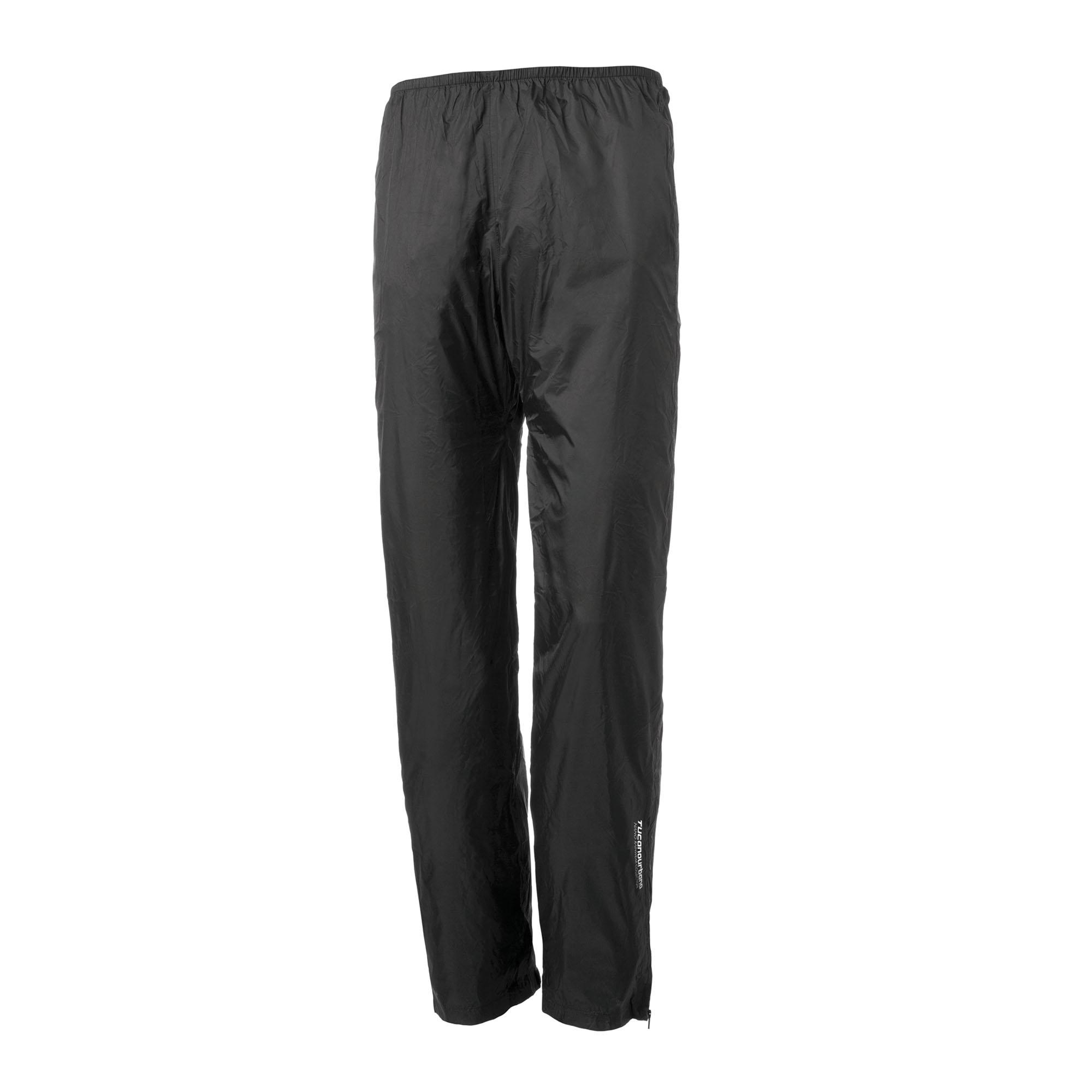 Rain Trousers Panta Nano Plus Black