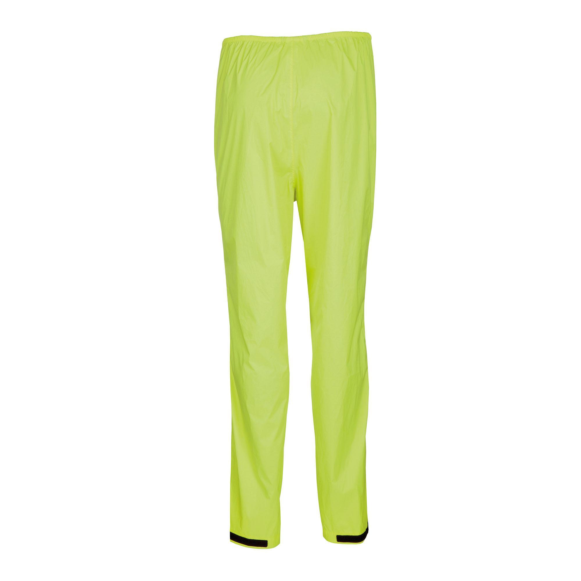 Pantalone Antipioggia Panta Nano Plus Giallo Fluo