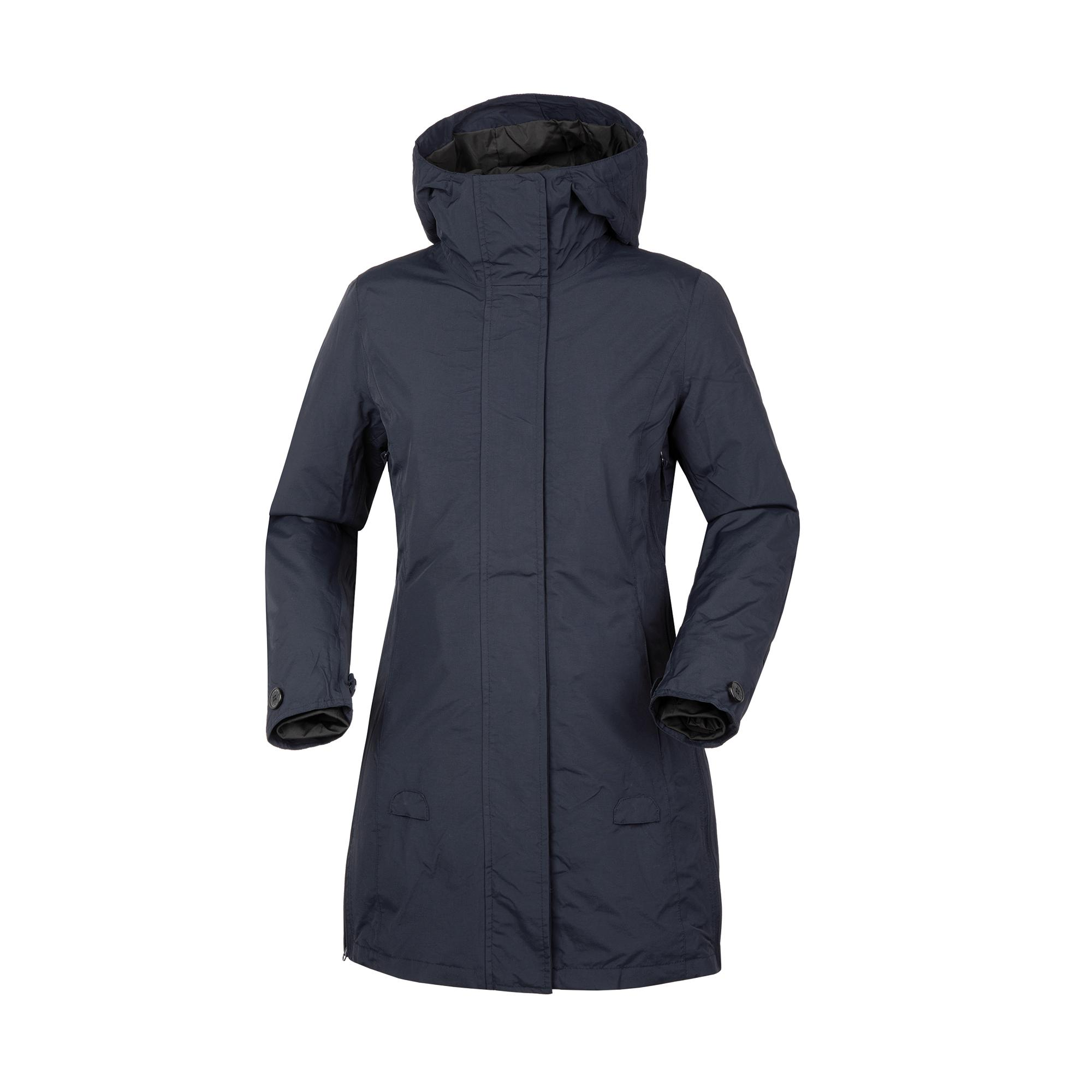 Magic Parka Lady Blu Scuro
