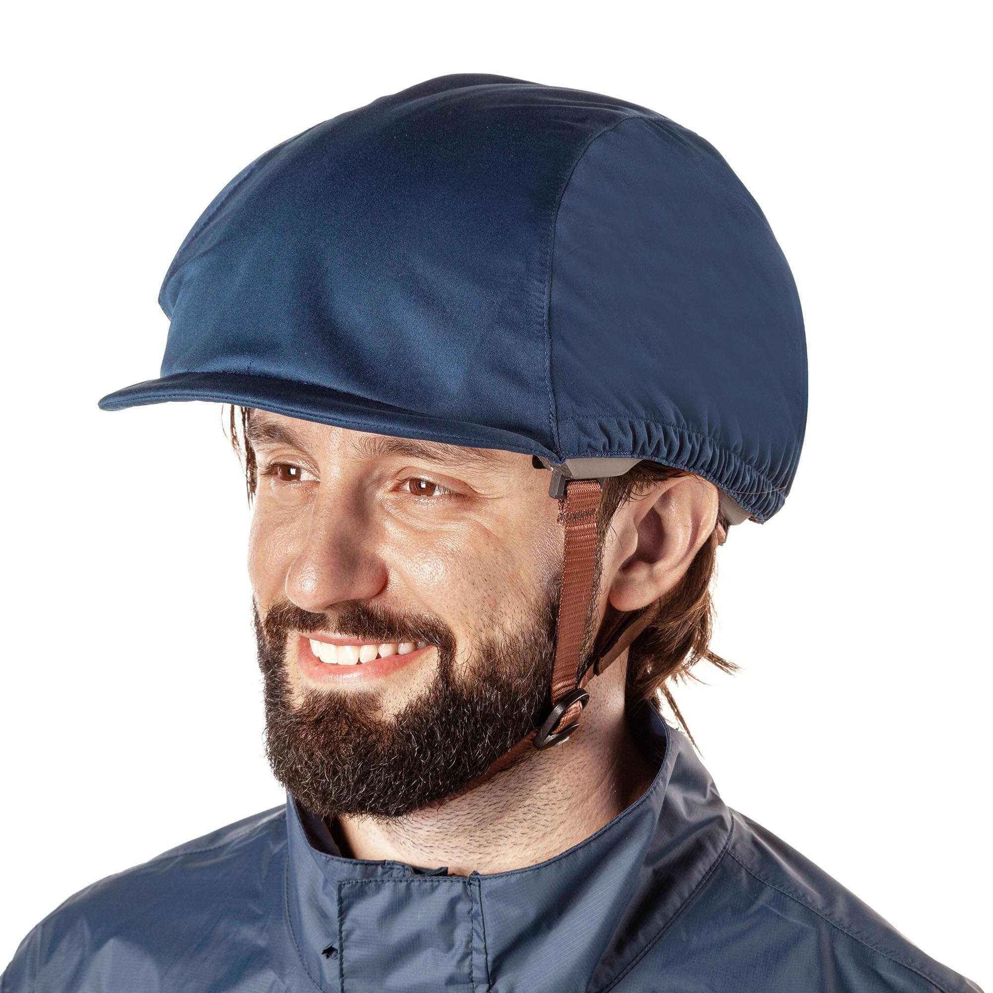 Helmet Cover Bart Blue