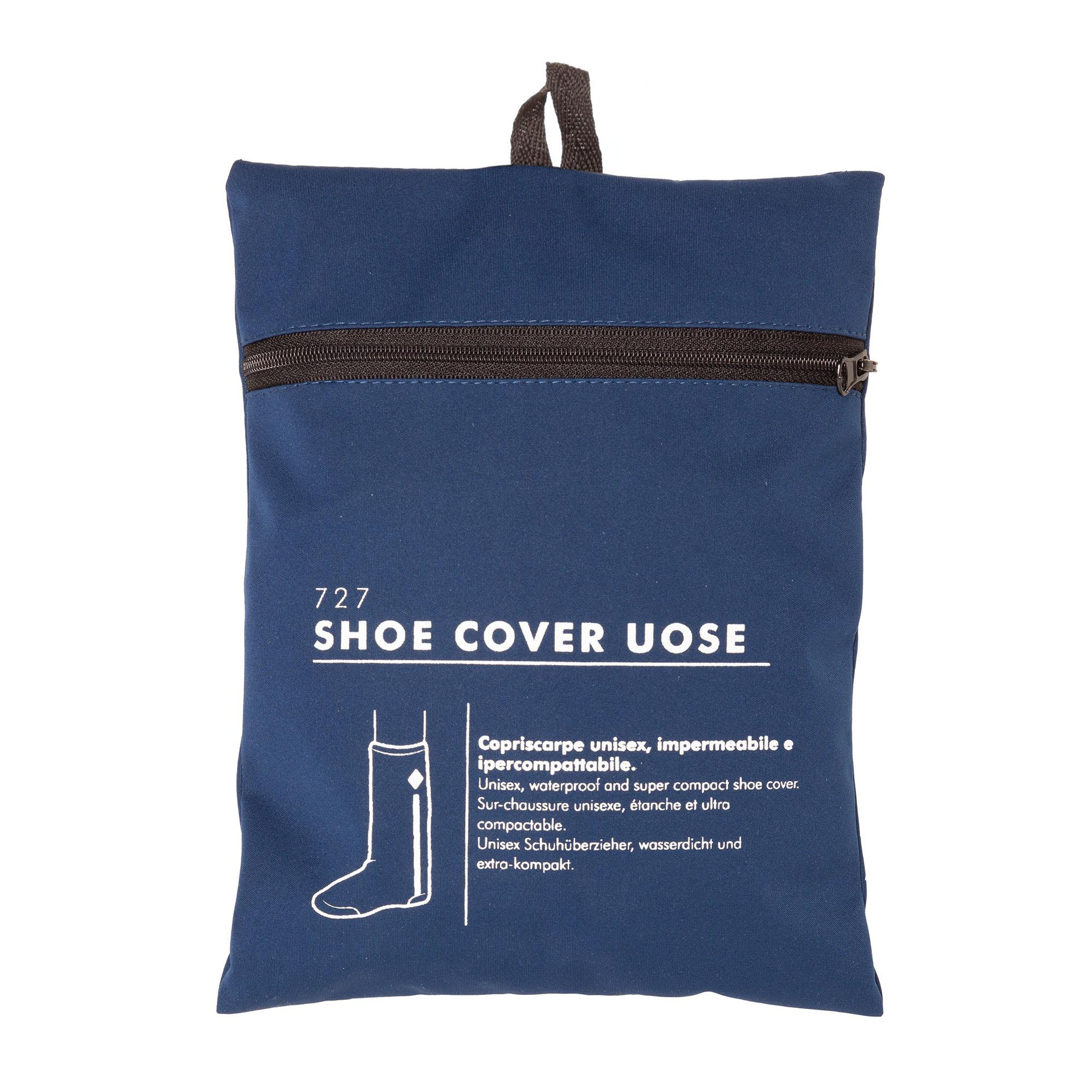 Shoe Cover Uose Dark blue