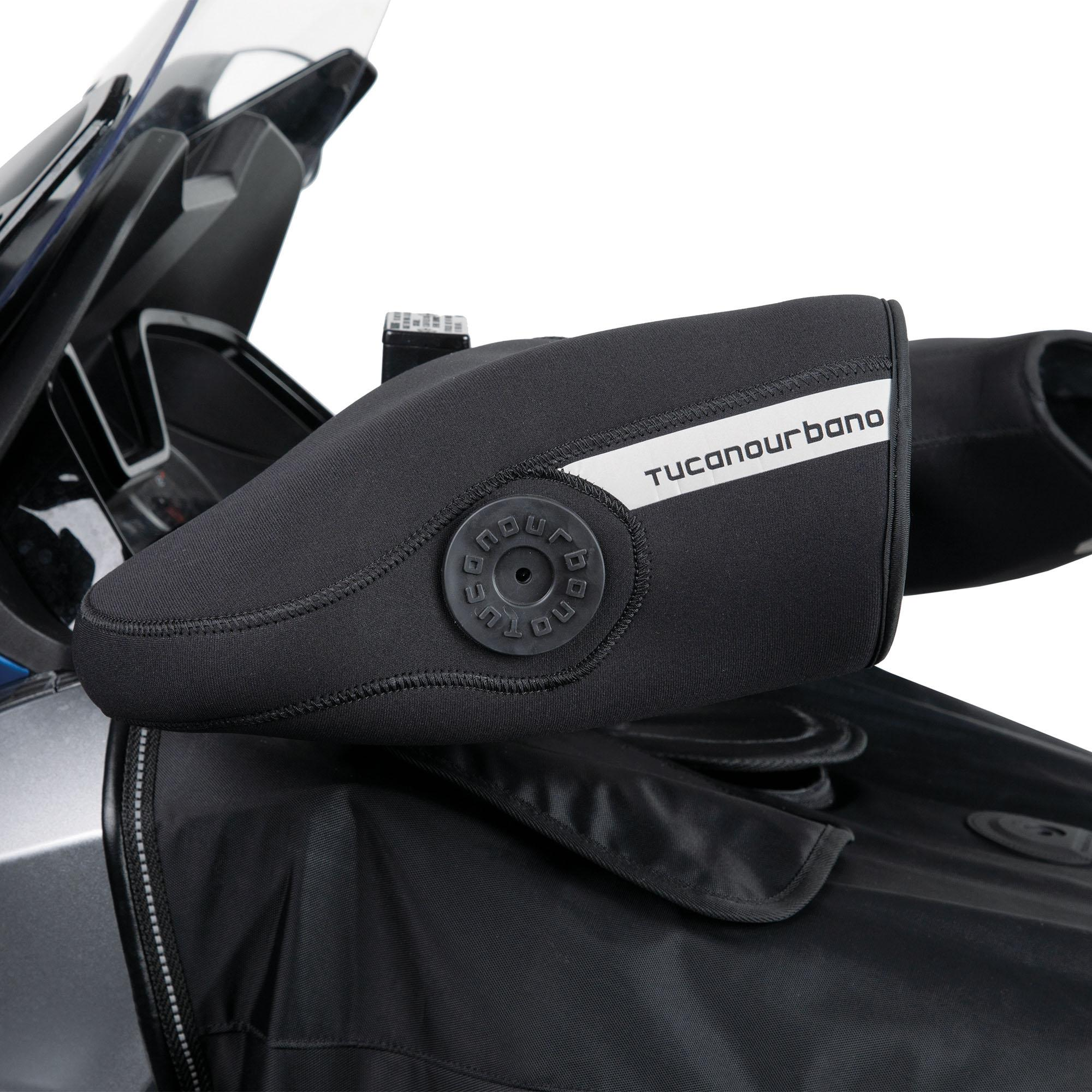 Neoprene Handgrip Covers Sx Black