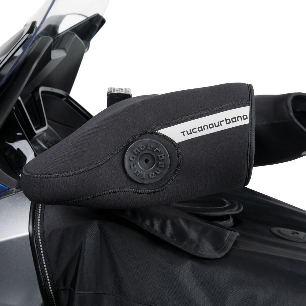 tucano urbano motorcycle handgrips black