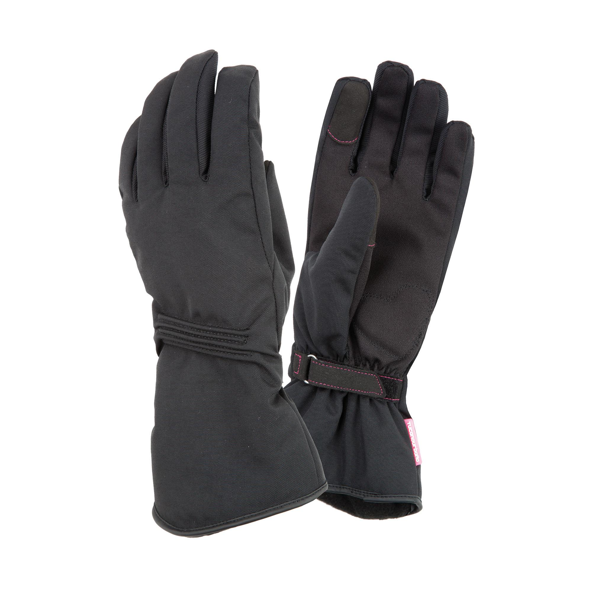 Gloves Lady Password Ce Black