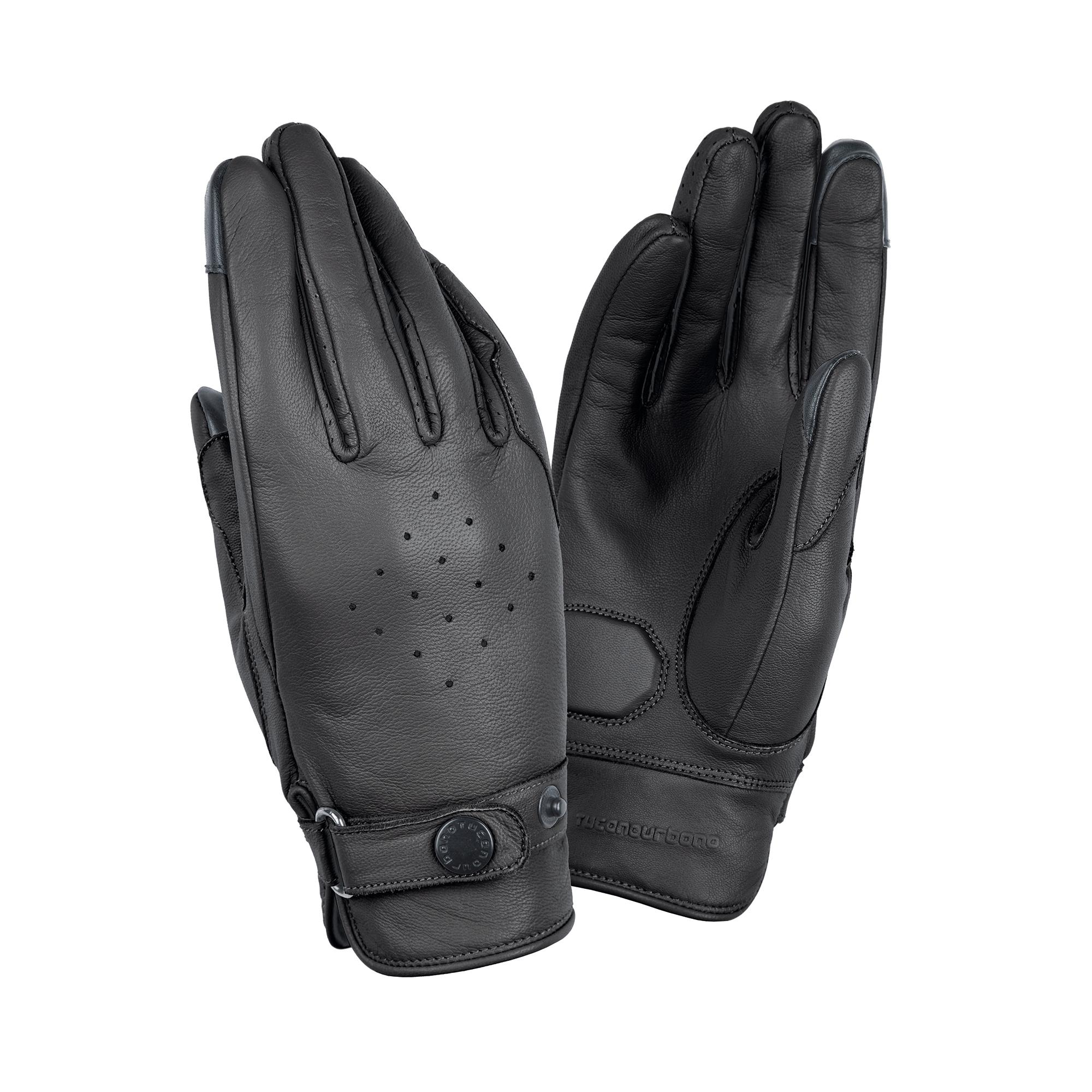 Gloves Bob Skin Lady Black Tucano Urbano