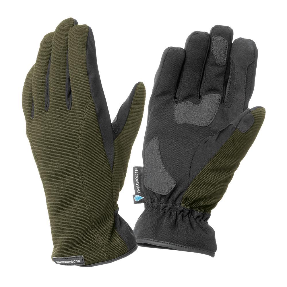 tucano urbano altri guanti verde militare