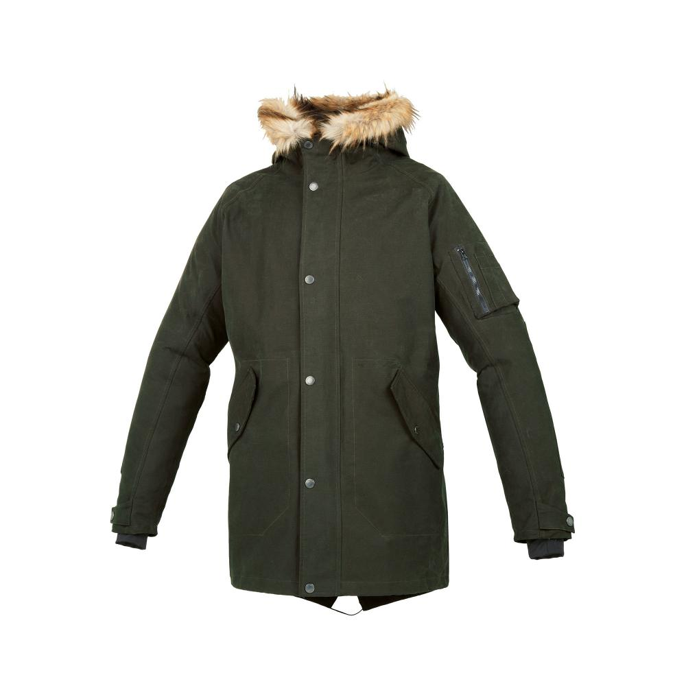 tucano urbano giacche e gilet verde scuro