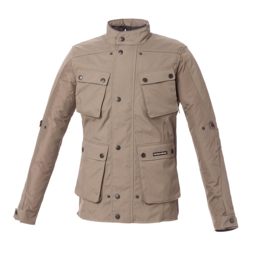 tucano urbano jackets and gilets dark beige