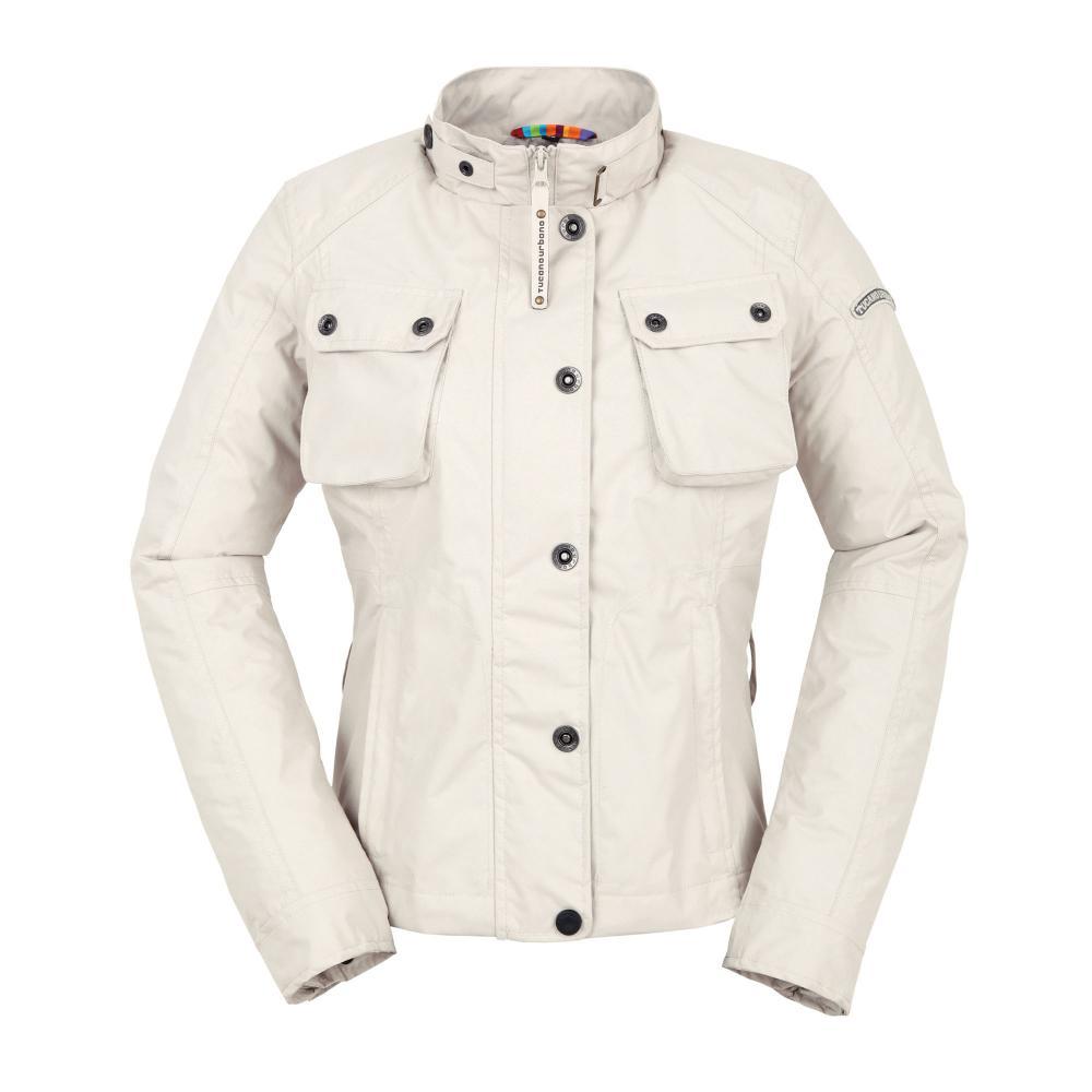 tucano urbano jackets and gilets cream