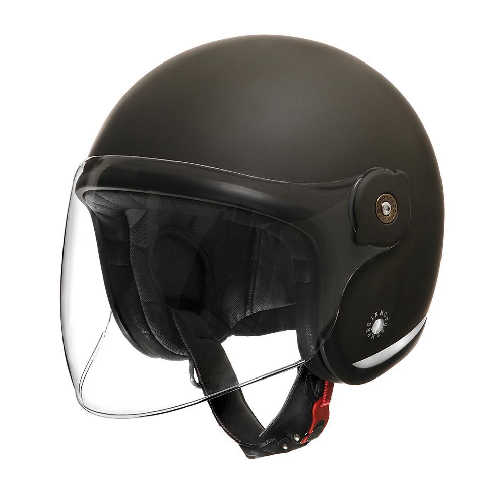 tucano urbano helmets and visors matte black