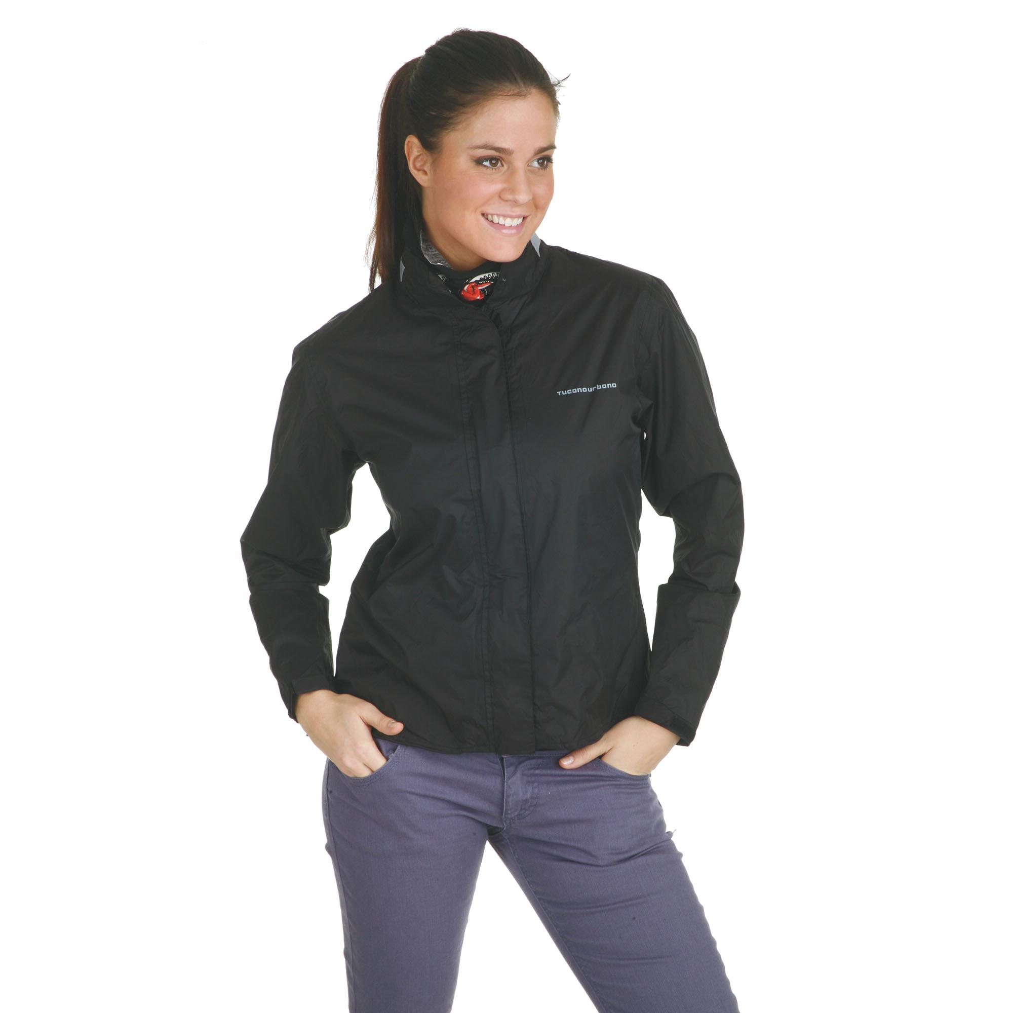 Nano Rain Lady Jacket Black
