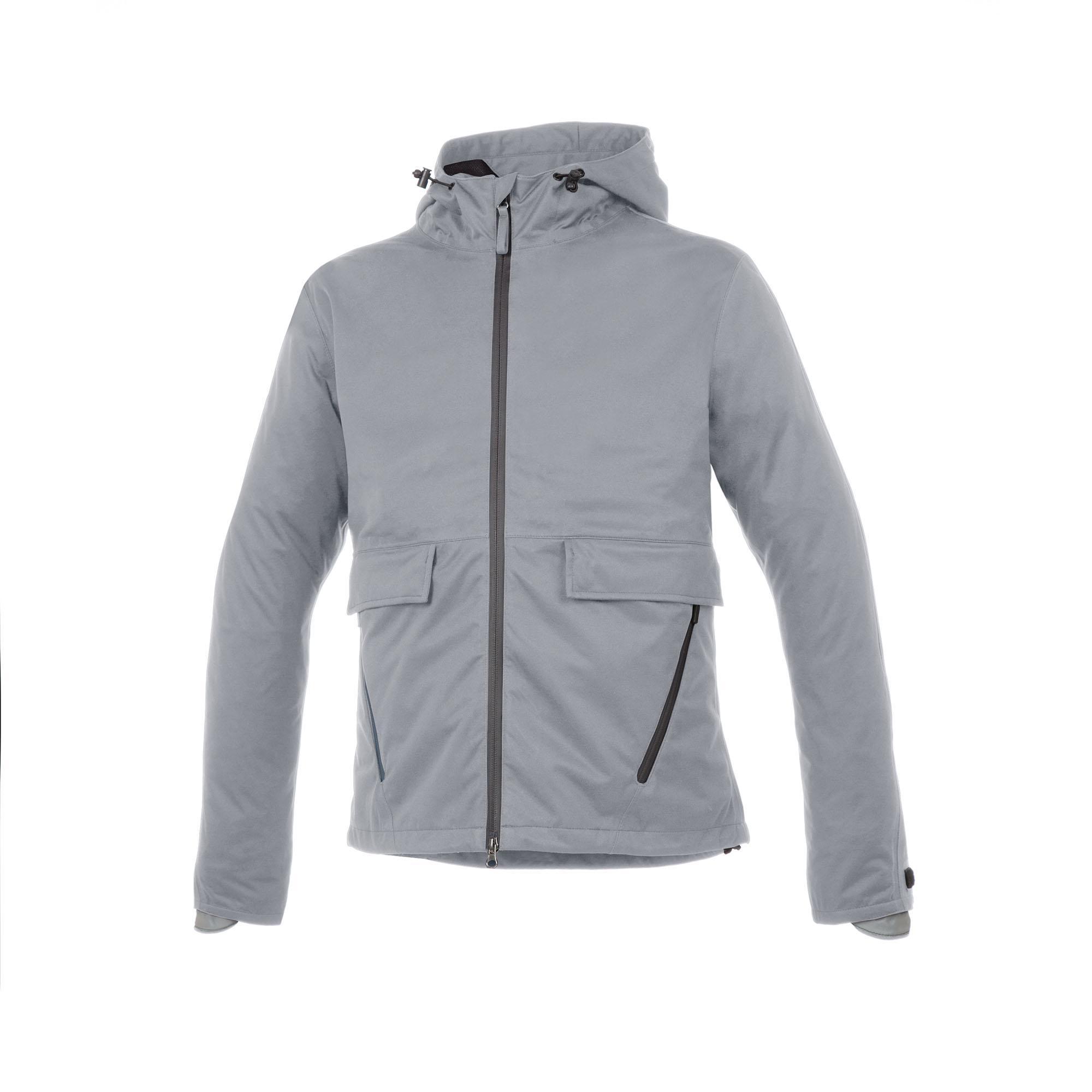 Jacket Pier Medium Grey