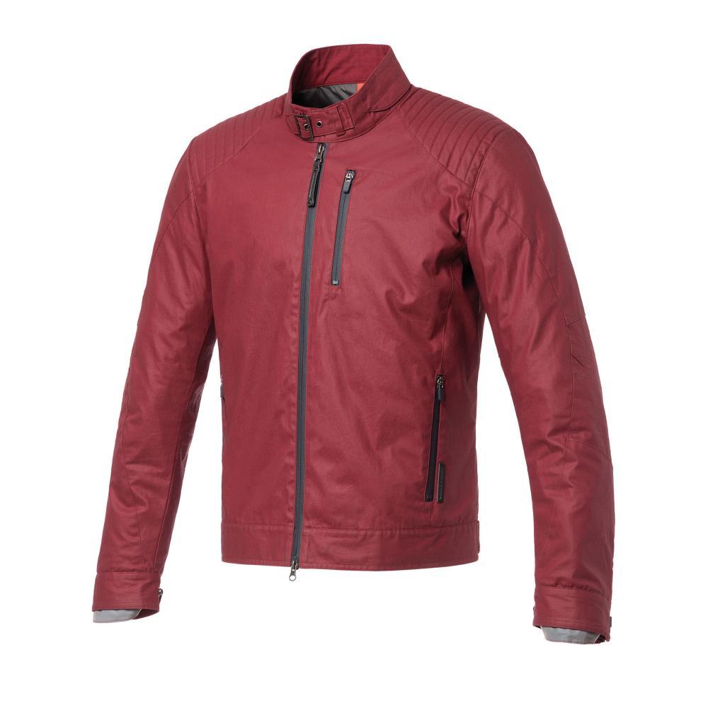 tucano urbano jackets and gilets biking red