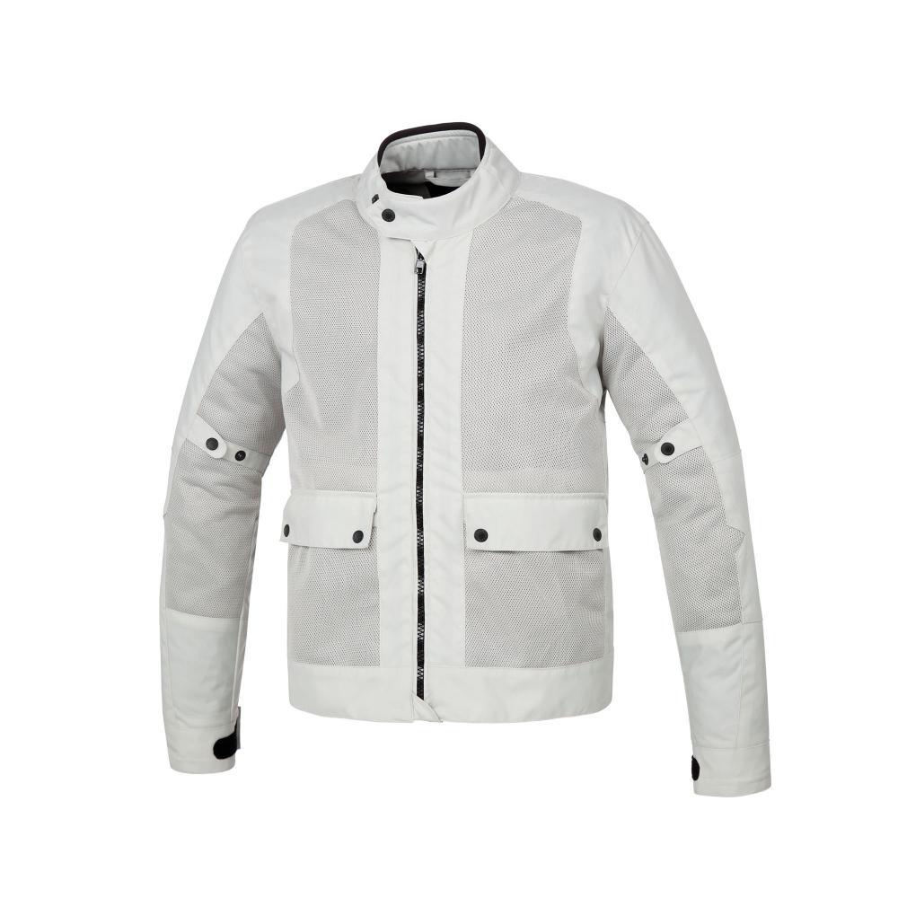 tucano urbano jackets and gilets light grey