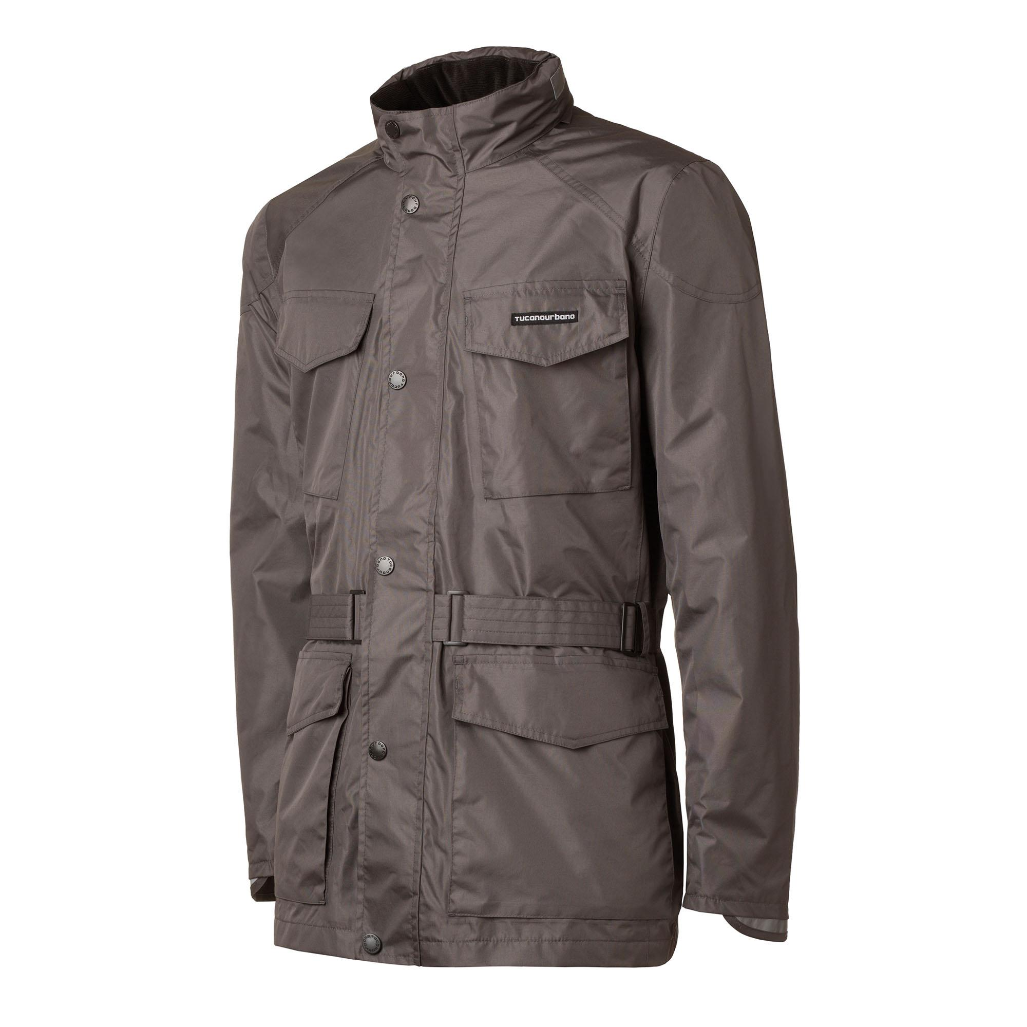 Field Jacket New Tucanji Grey