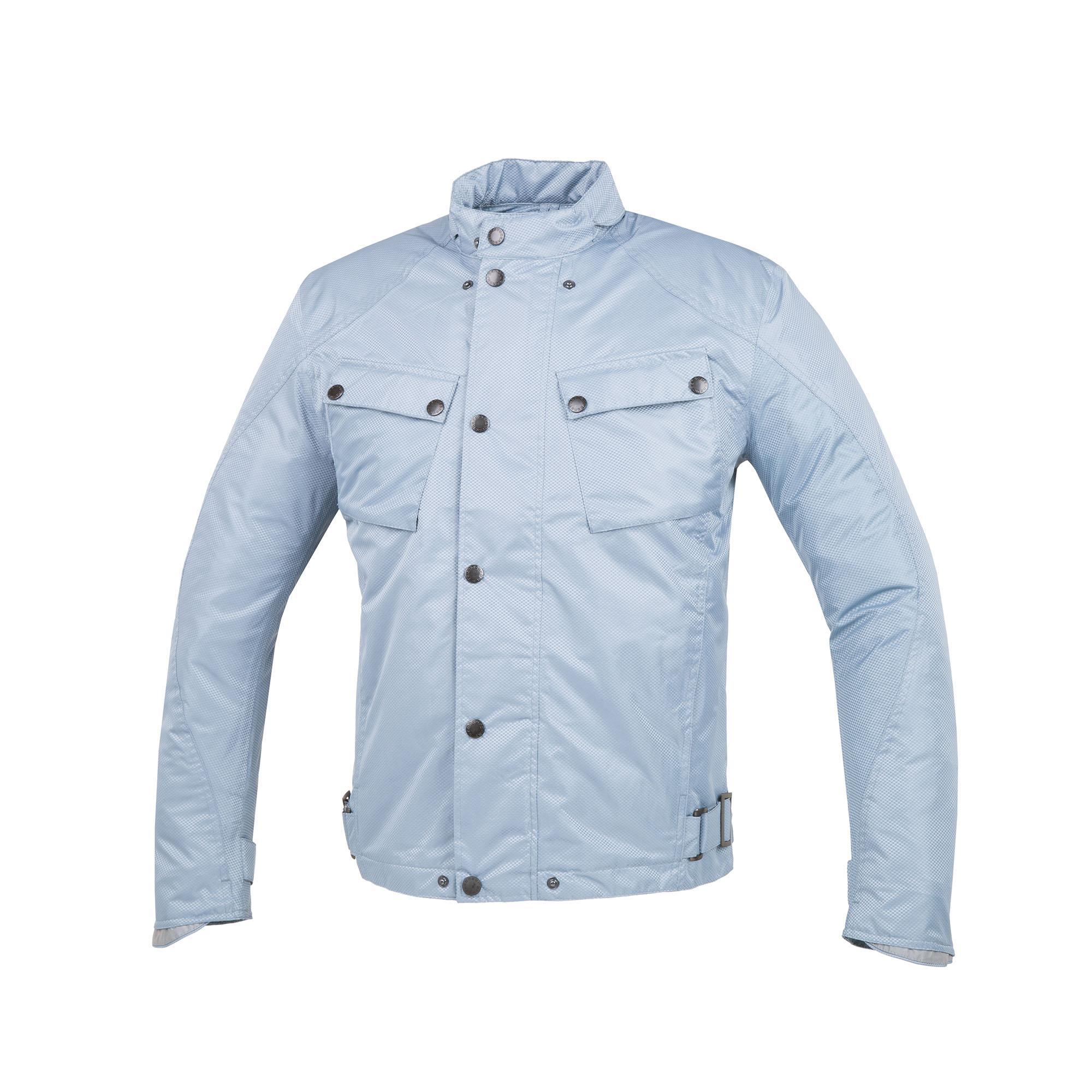 Jacket Areos Light Grey
