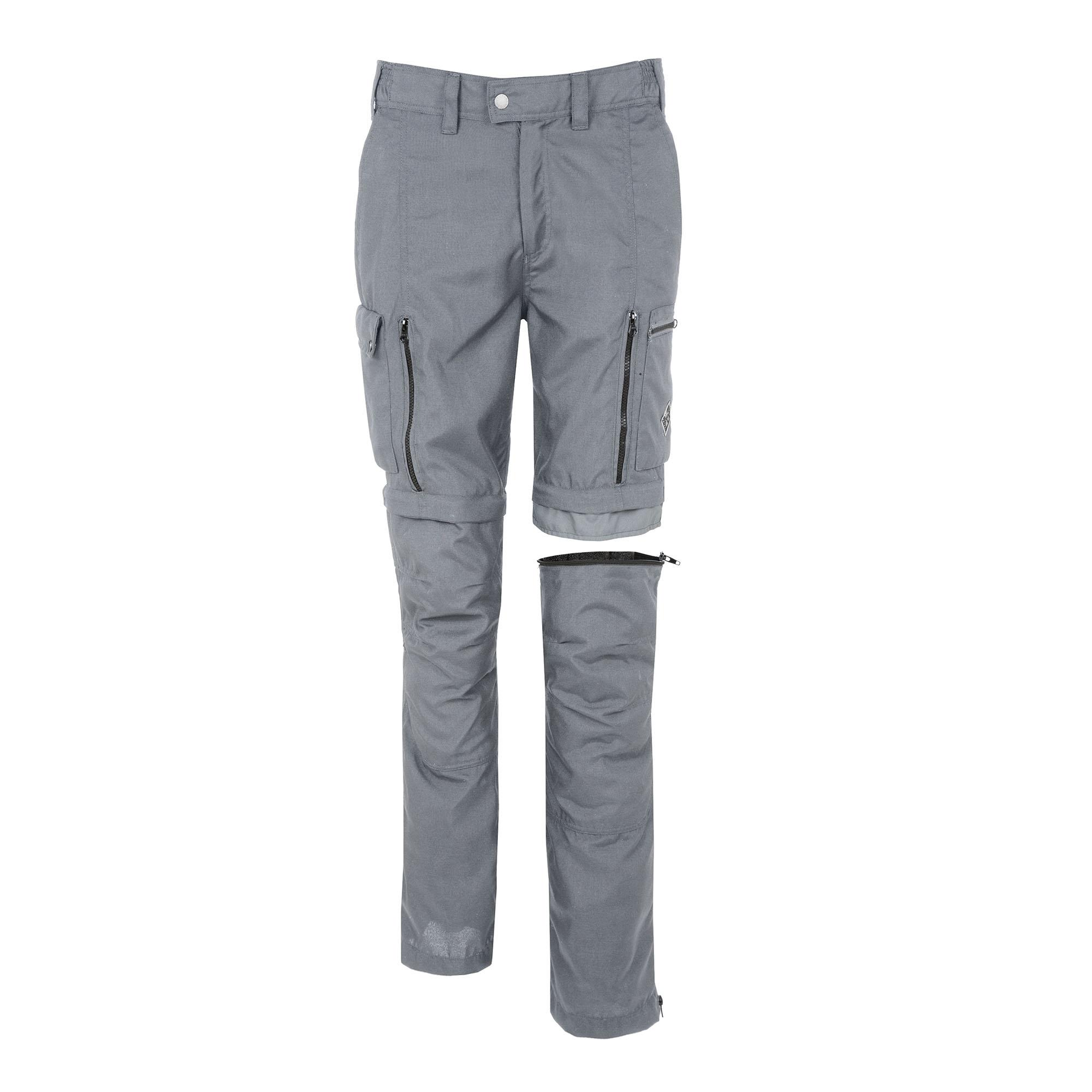 Trousers Zipster Grey