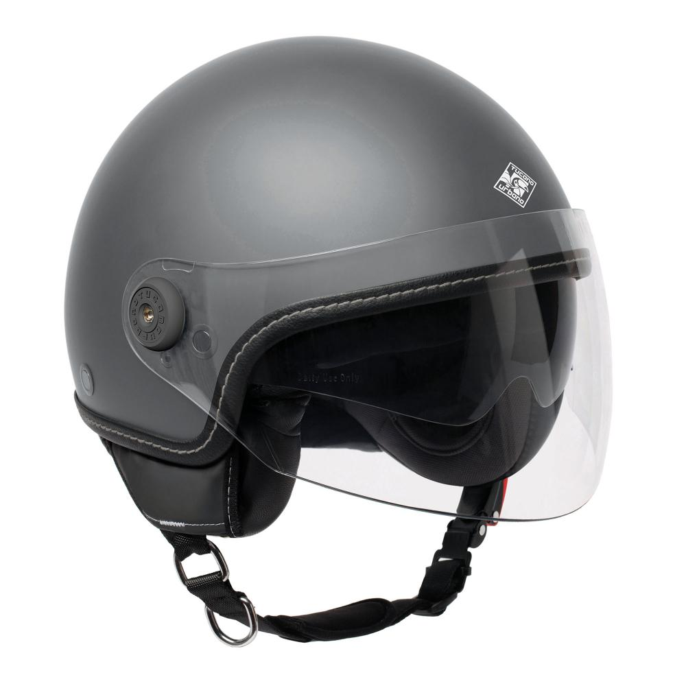 tucano urbano helmets and visors matte anthracite grey