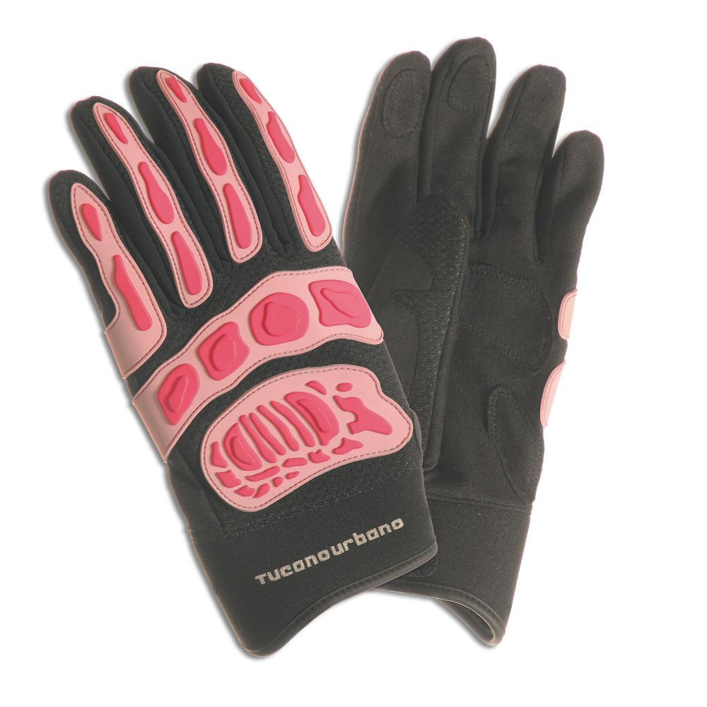tucano urbano guanti rosa