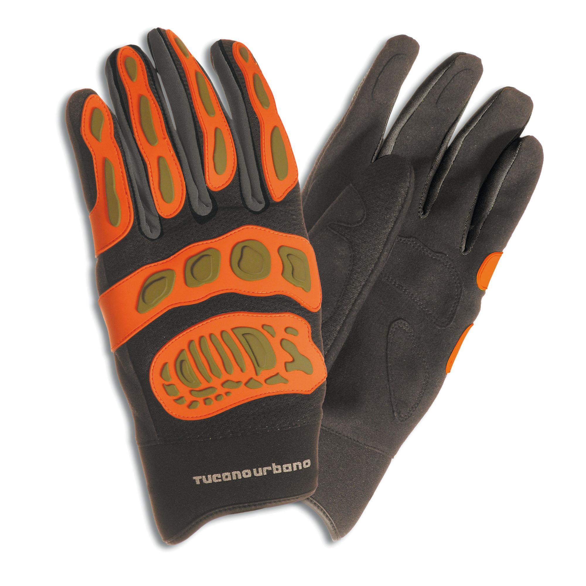 Gloves Armadillo Orange