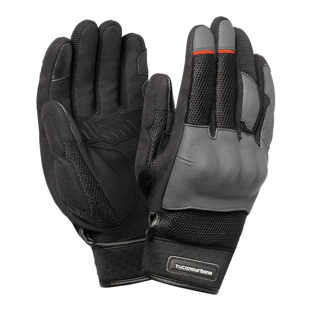 tucano urbano gloves grey