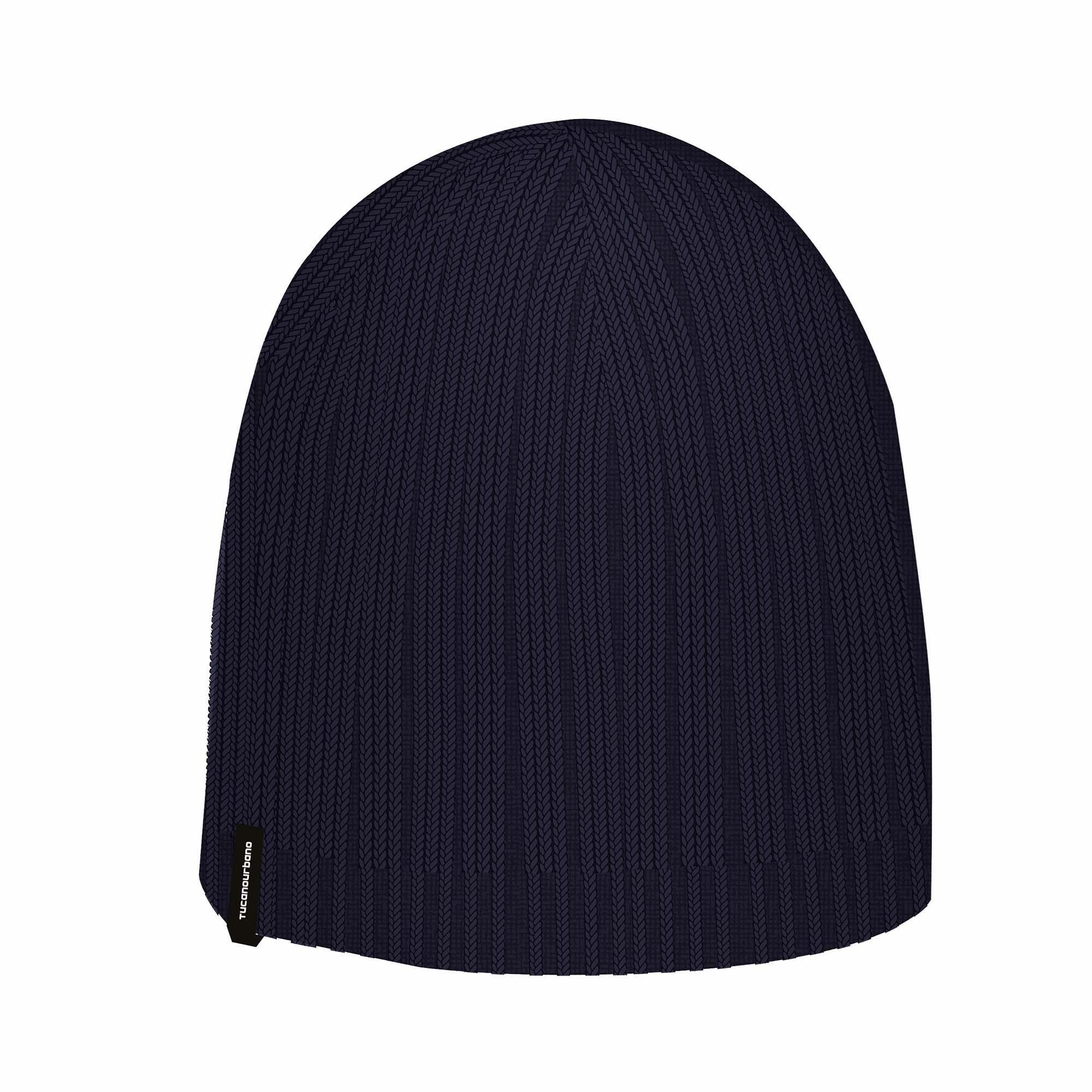 Cappello Recap Riga Blu Notte