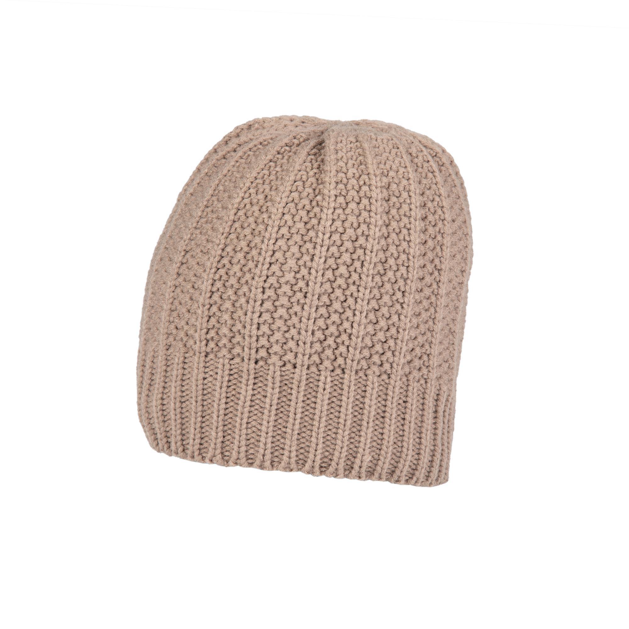 Cappello Recap Riso Beige Scuro