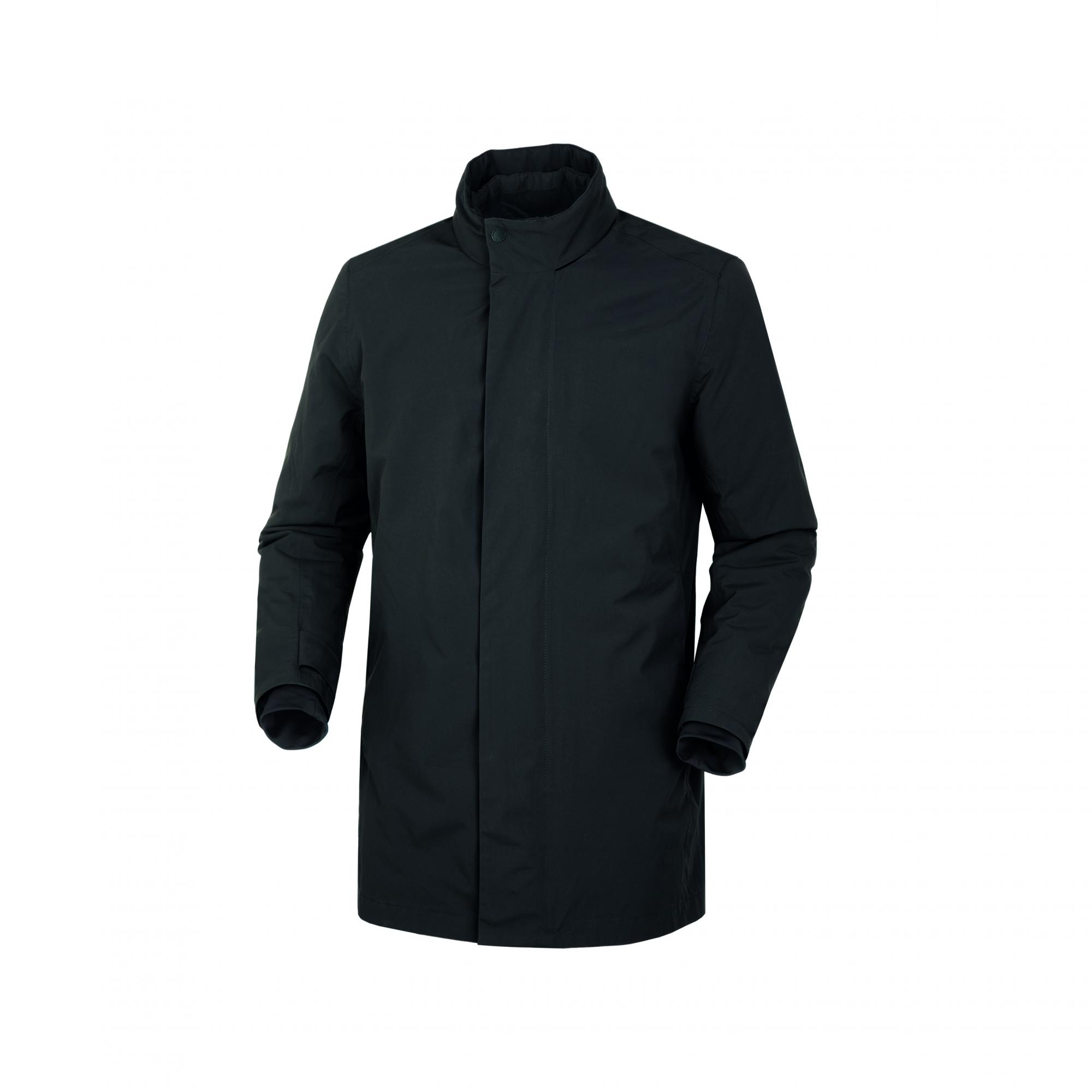 Car Coat Scala Nero