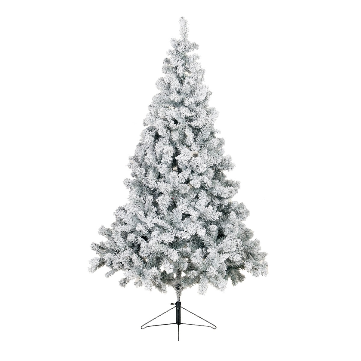 Abete Imperial Frosted 240 Cm